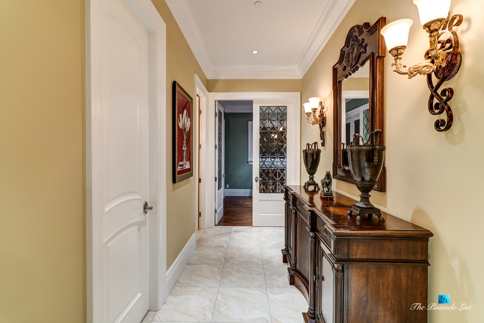 2057 Ridge Mountain Drive, Anmore, BC, Canada - Hallway - Luxury Real Estate - West Coast Greater Vancouver Home