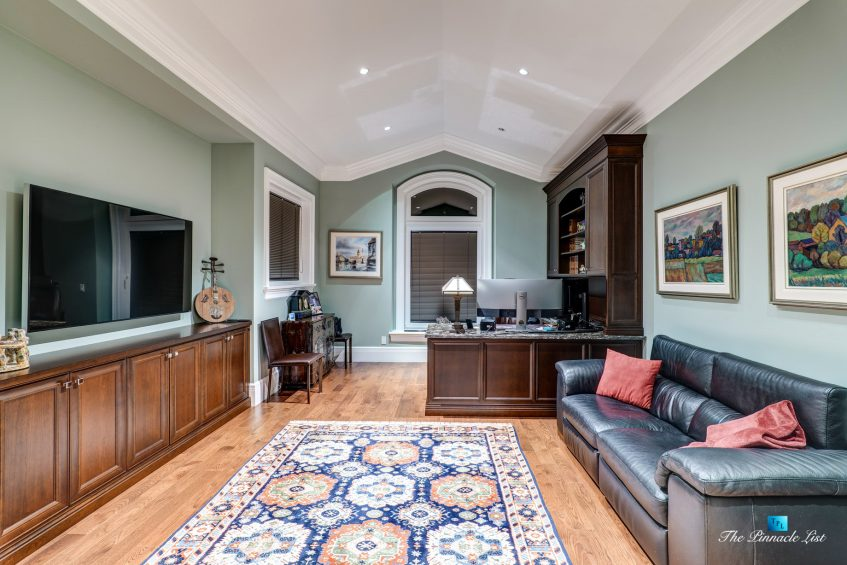 2057 Ridge Mountain Drive, Anmore, BC, Canada - Private Office - Luxury Real Estate - West Coast Greater Vancouver Home