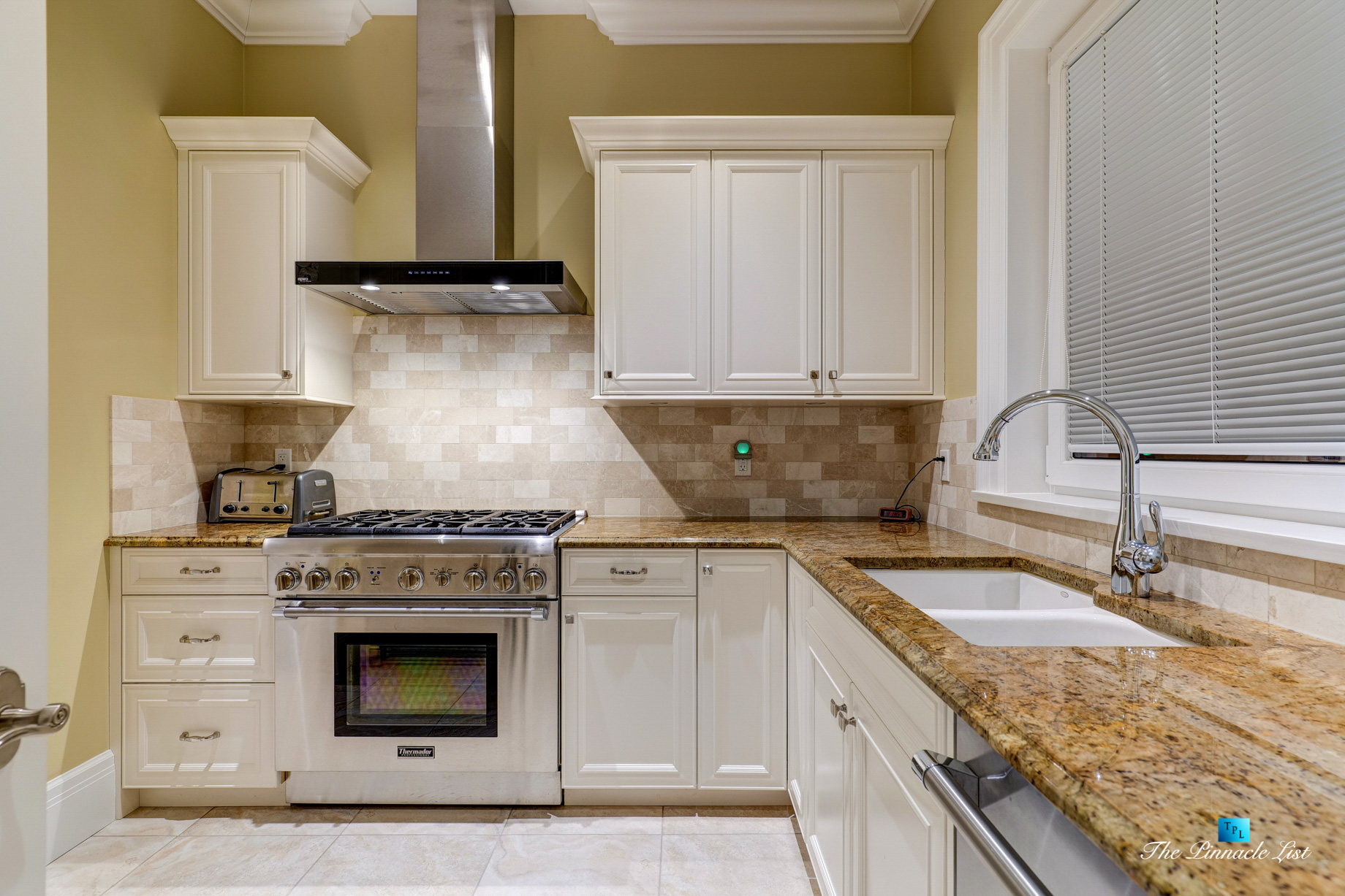 2057 Ridge Mountain Drive, Anmore, BC, Canada - Secondary Kitchen - Luxury Real Estate - West Coast Greater Vancouver Home