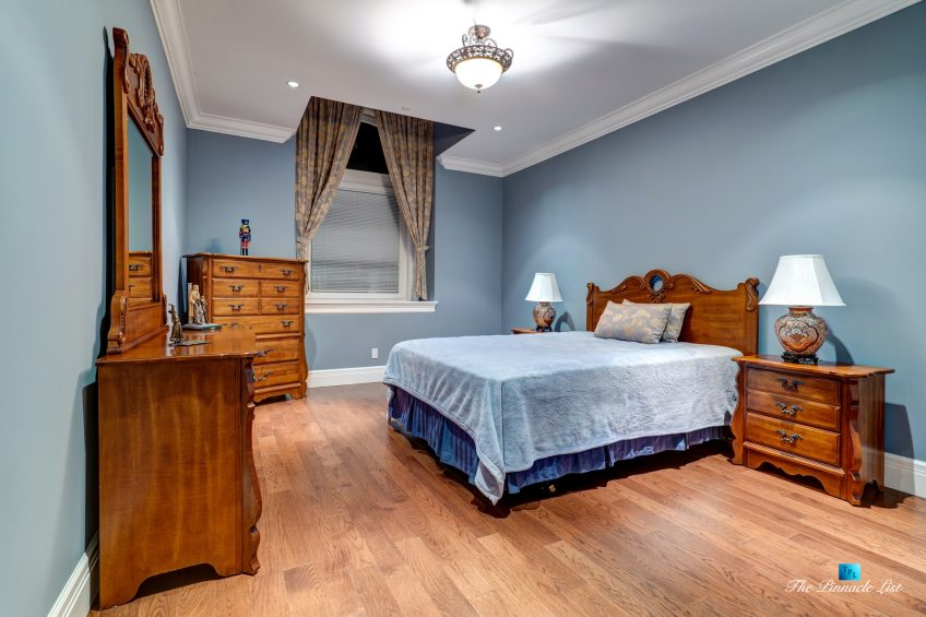 2057 Ridge Mountain Drive, Anmore, BC, Canada - Bedroom - Luxury Real Estate - West Coast Greater Vancouver Home