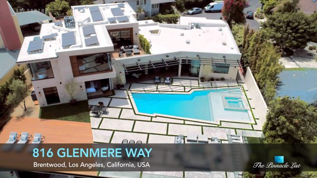 816 Glenmere Way, Brentwood, Los Angeles, CA, USA - Luxury Real Estate - Video