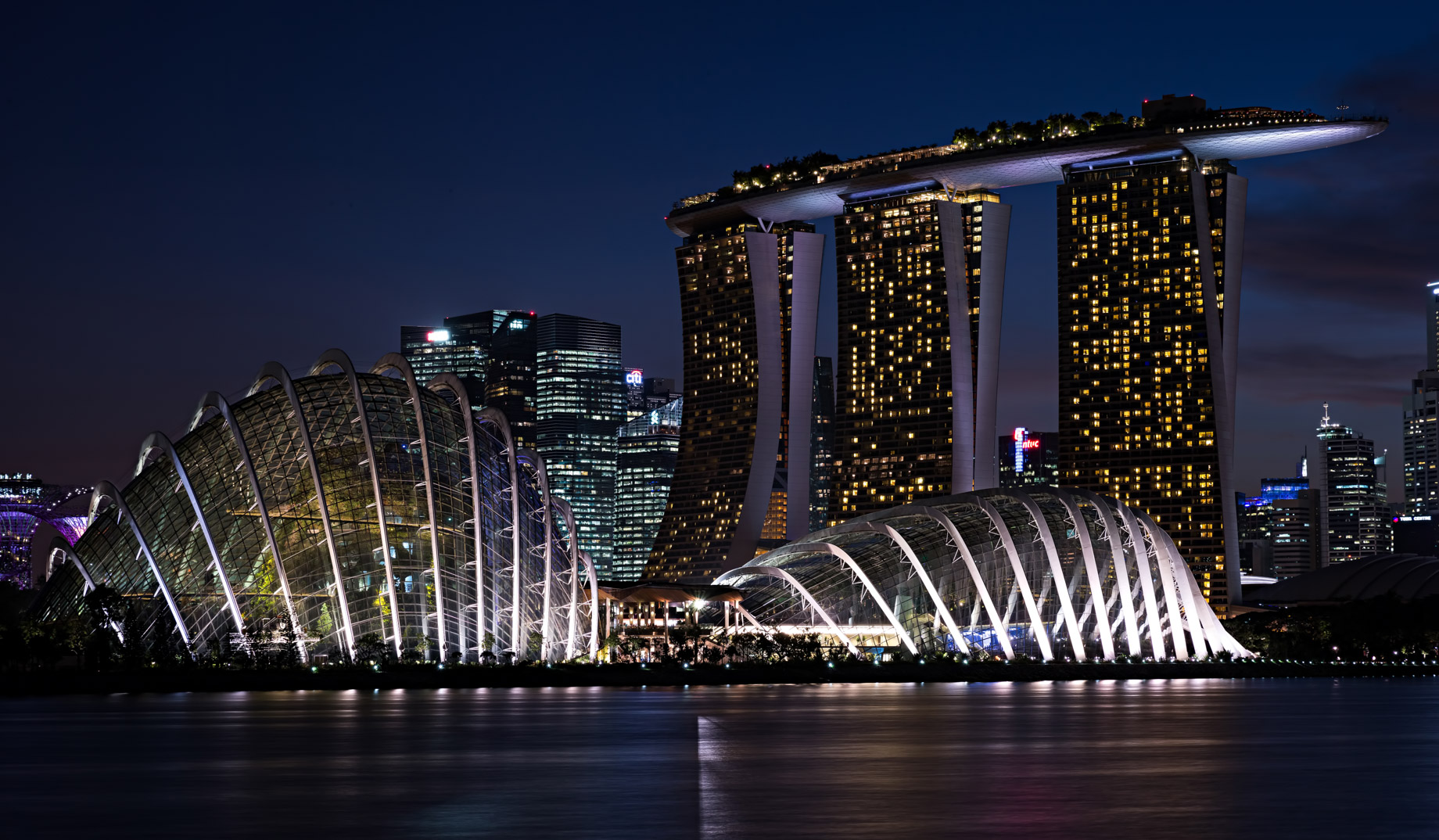 Marina Bay Sands Singapore - Billion Dollar Buildings - The Most Expensive Casino Properties in the World