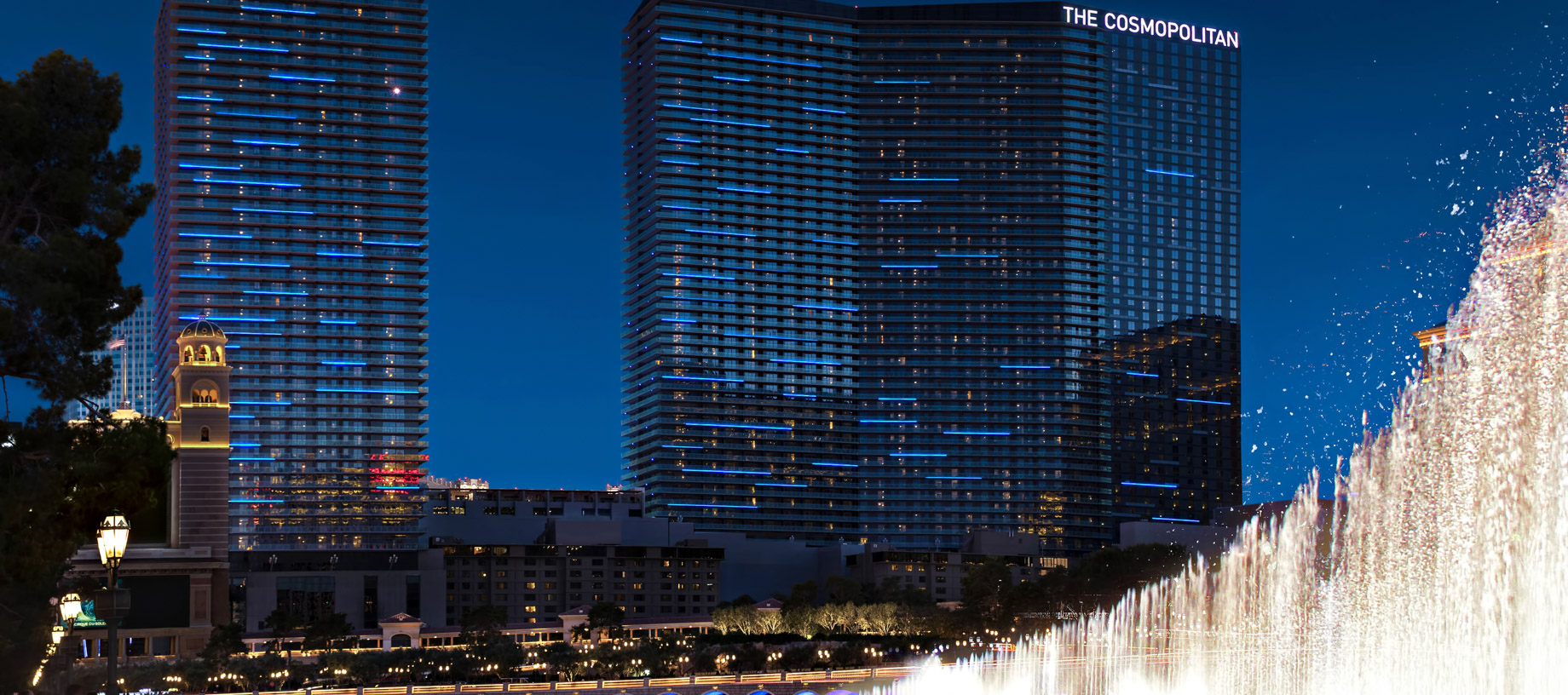 The Cosmopolitan Las Vegas - Billion Dollar Buildings - The Most Expensive Casino Properties in the World