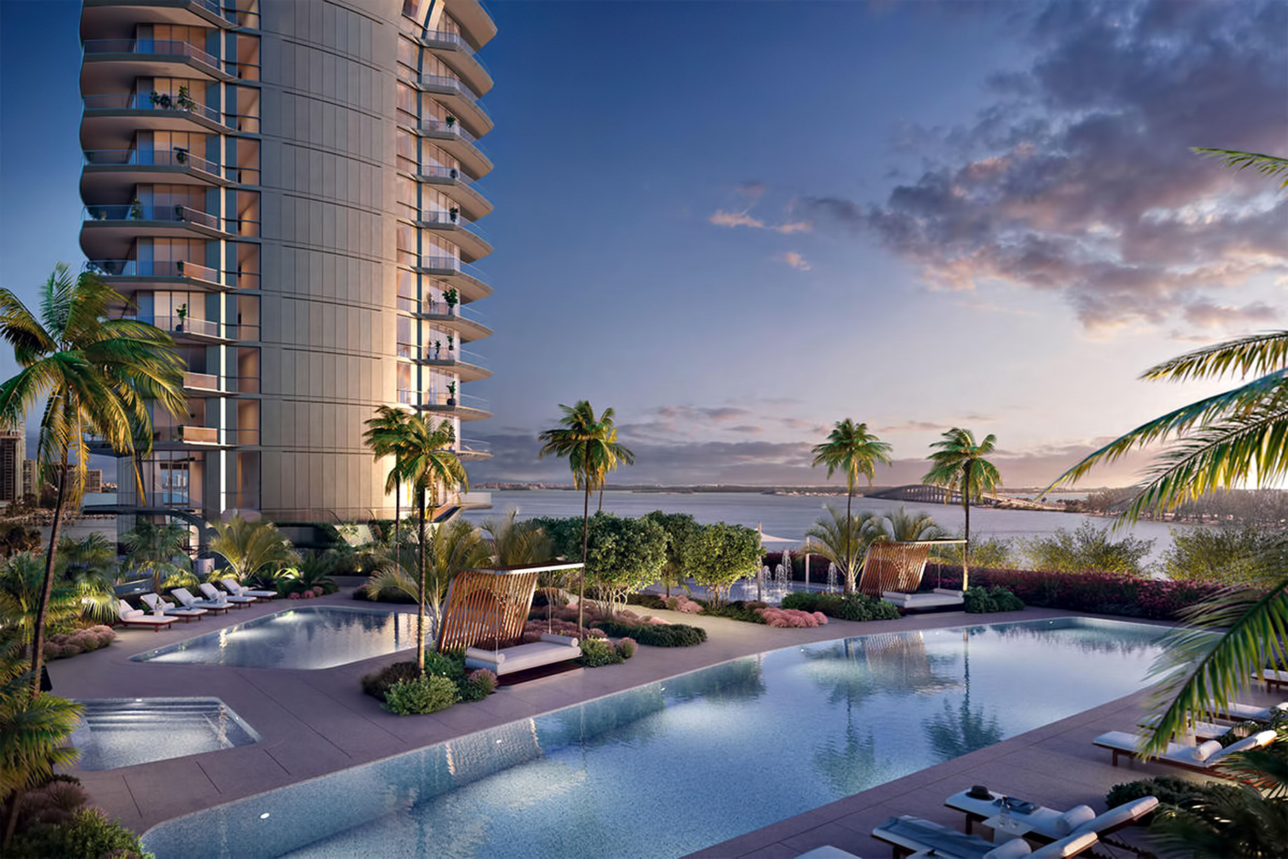Una Residences - 175 SE 25th Road, Miami, Florida