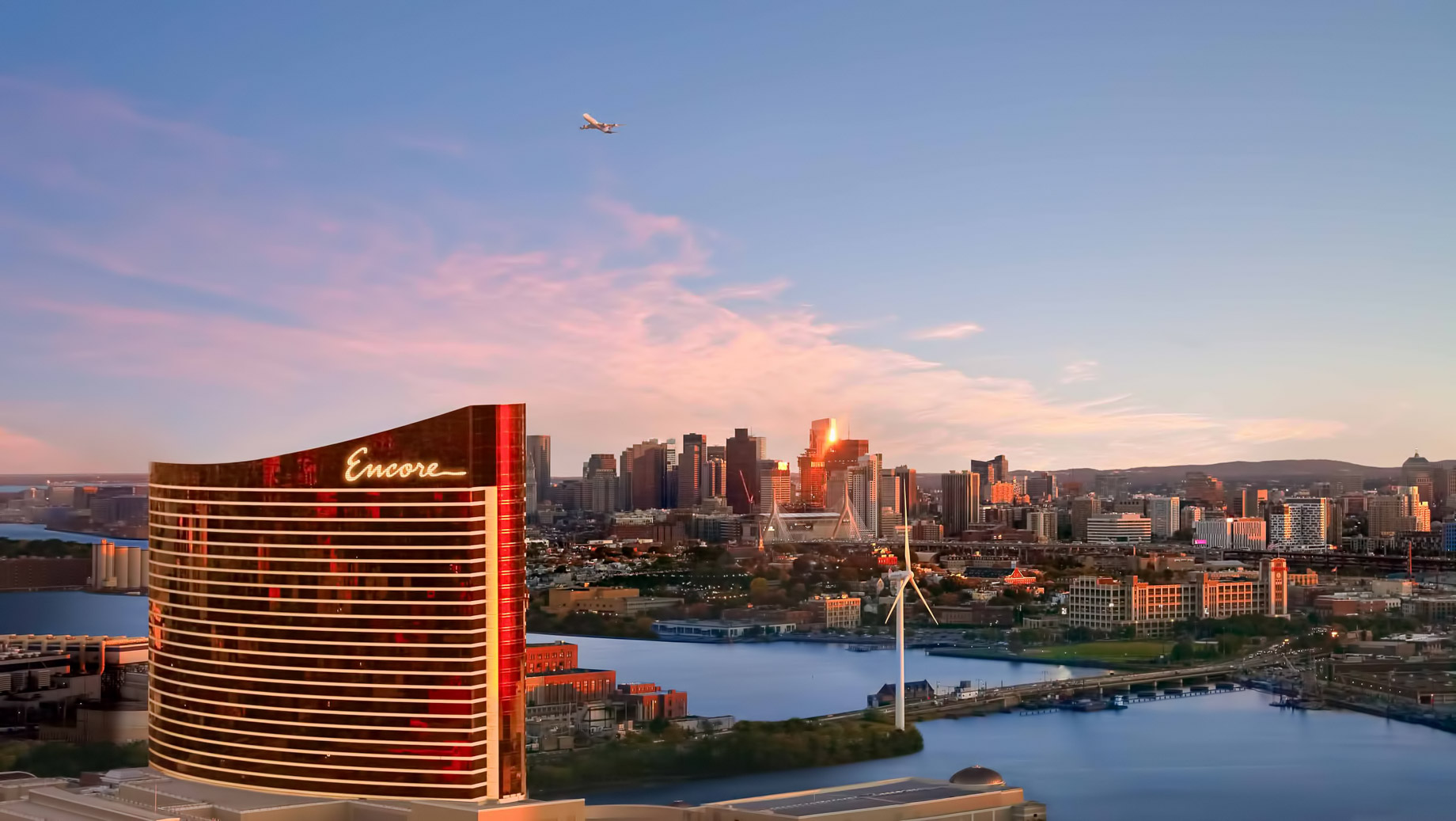 Encore Boston Harbour - Billion Dollar Buildings - The Most Expensive Casino Properties in the World