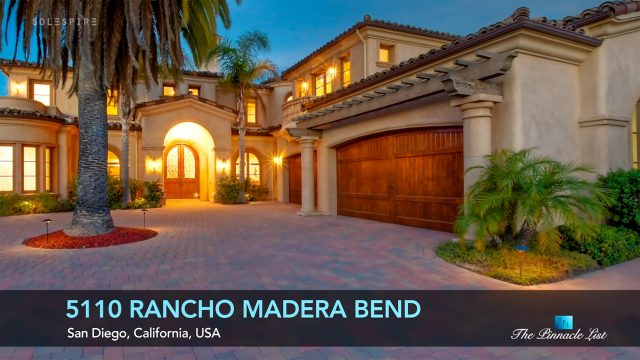 5110 Rancho Madera Bend, San Diego, CA, USA - Luxury Real Estate - Video