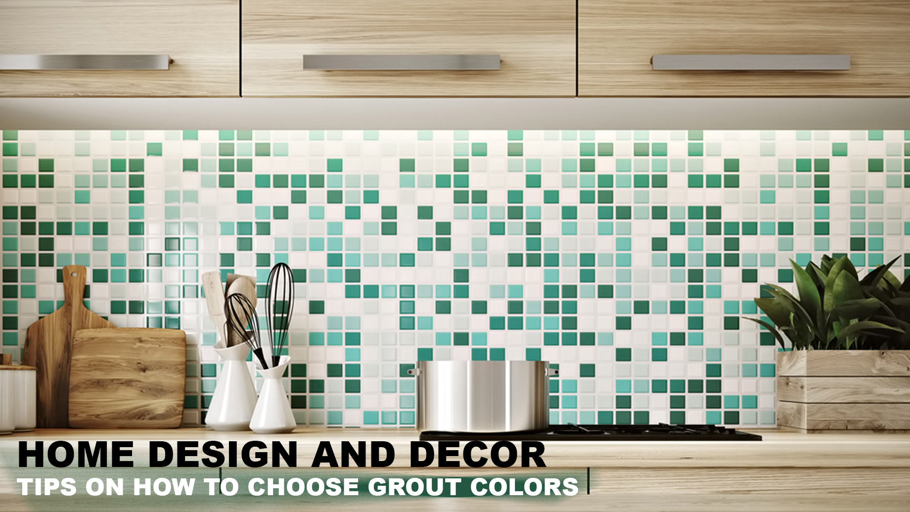 Home Design and Decor - Tips On How To Choose Grout Colors