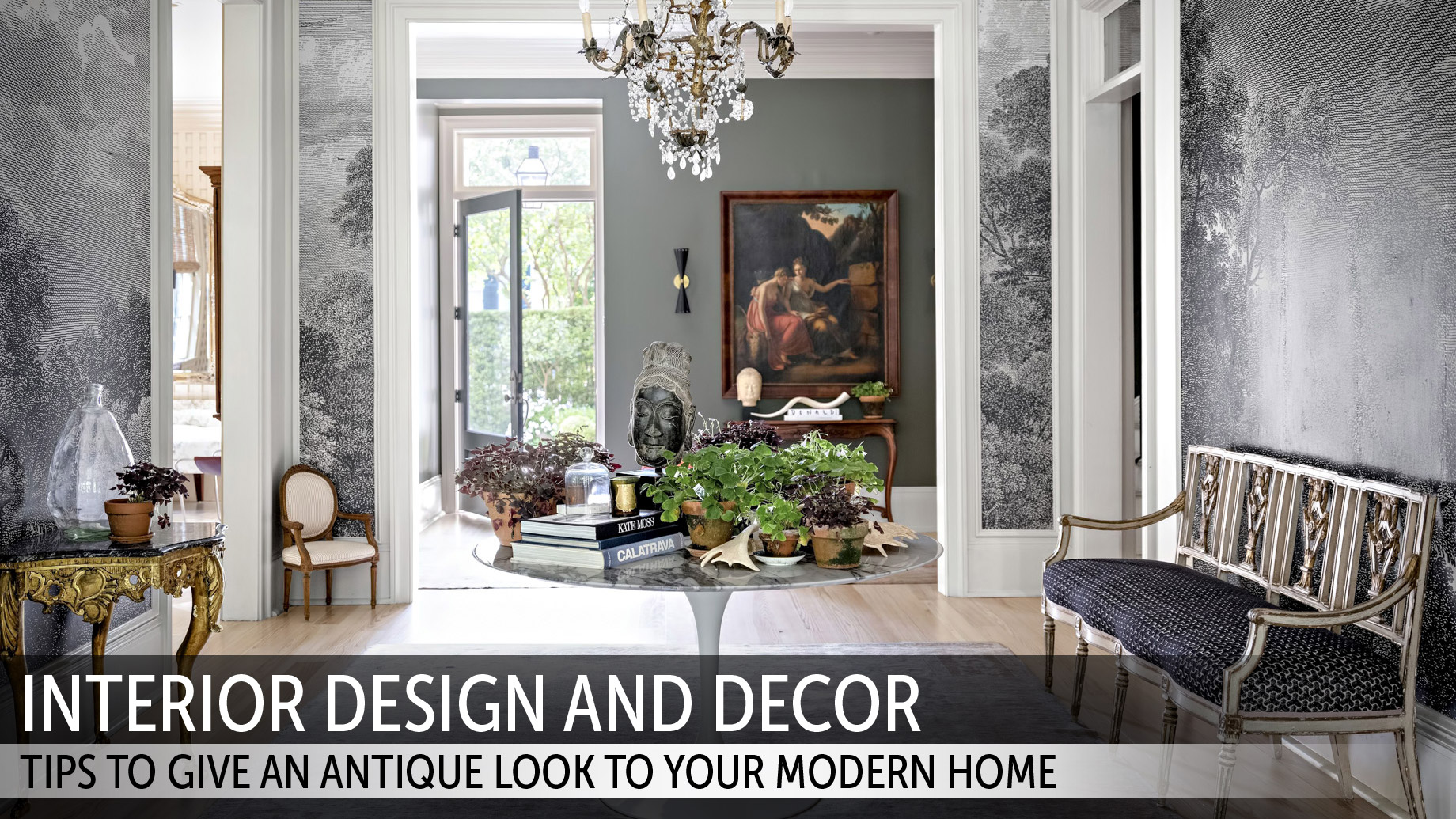 Interior Design And Decor Tips To
