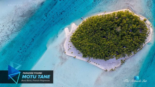 BORA BORA - $39 Million Private Island - Paradise Found - Motu Tane - French Polynesia - Luxury Real Estate - Video