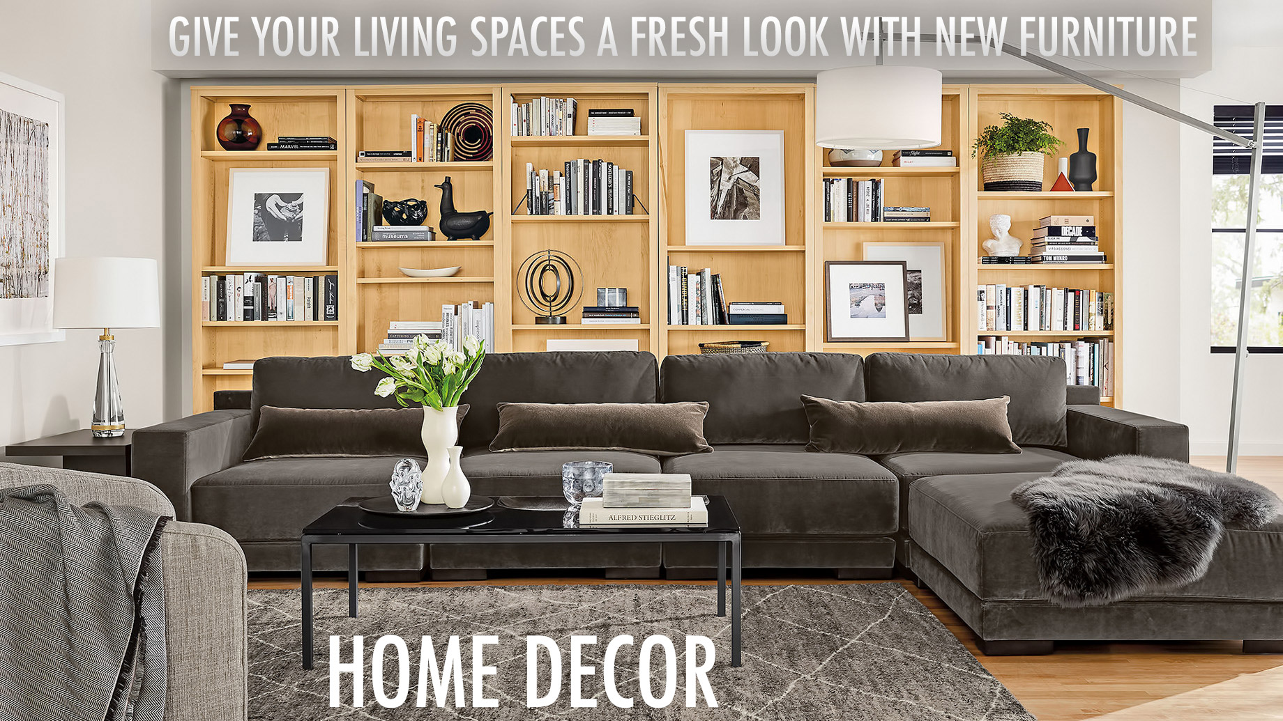 Home Decor – Give Your Living Spaces A Fresh Look With New ...