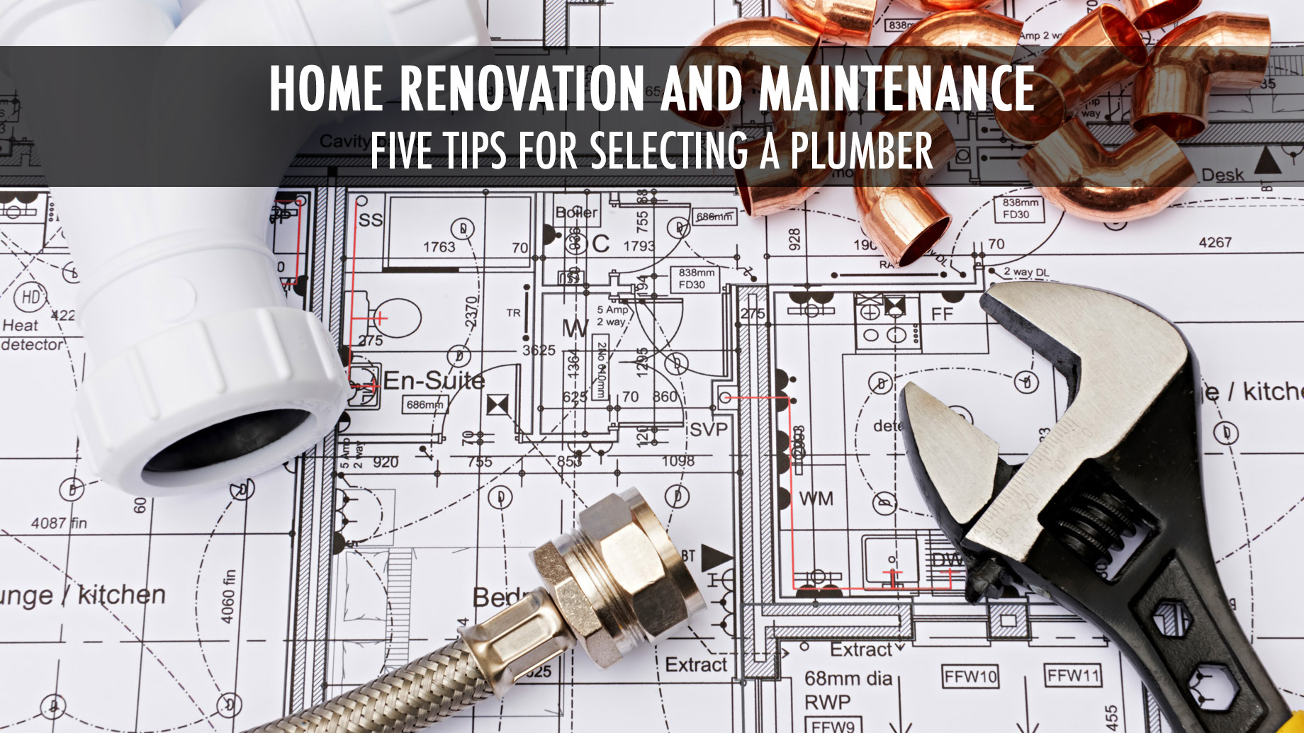 Home Renovation And Maintenance - Five Tips For Selecting A Plumber