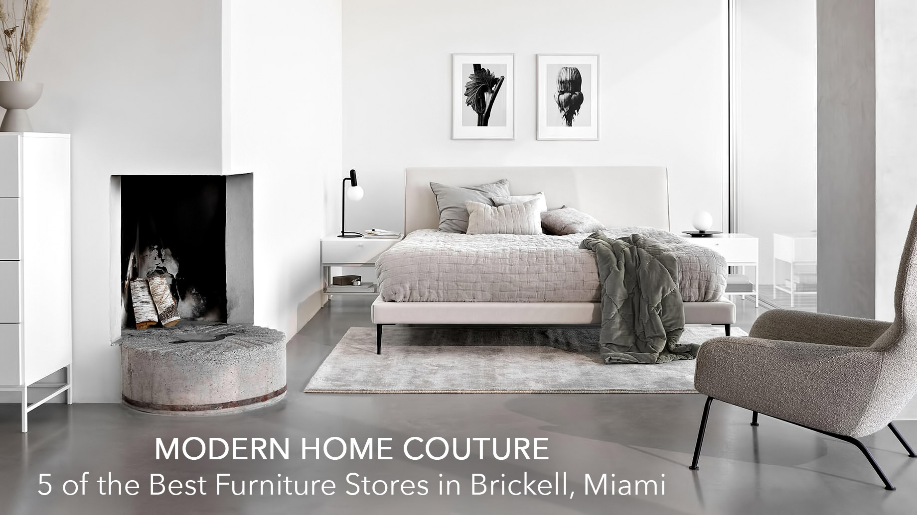 Modern Home Couture - 5 of the Best Furniture Stores in Brickell, Miami