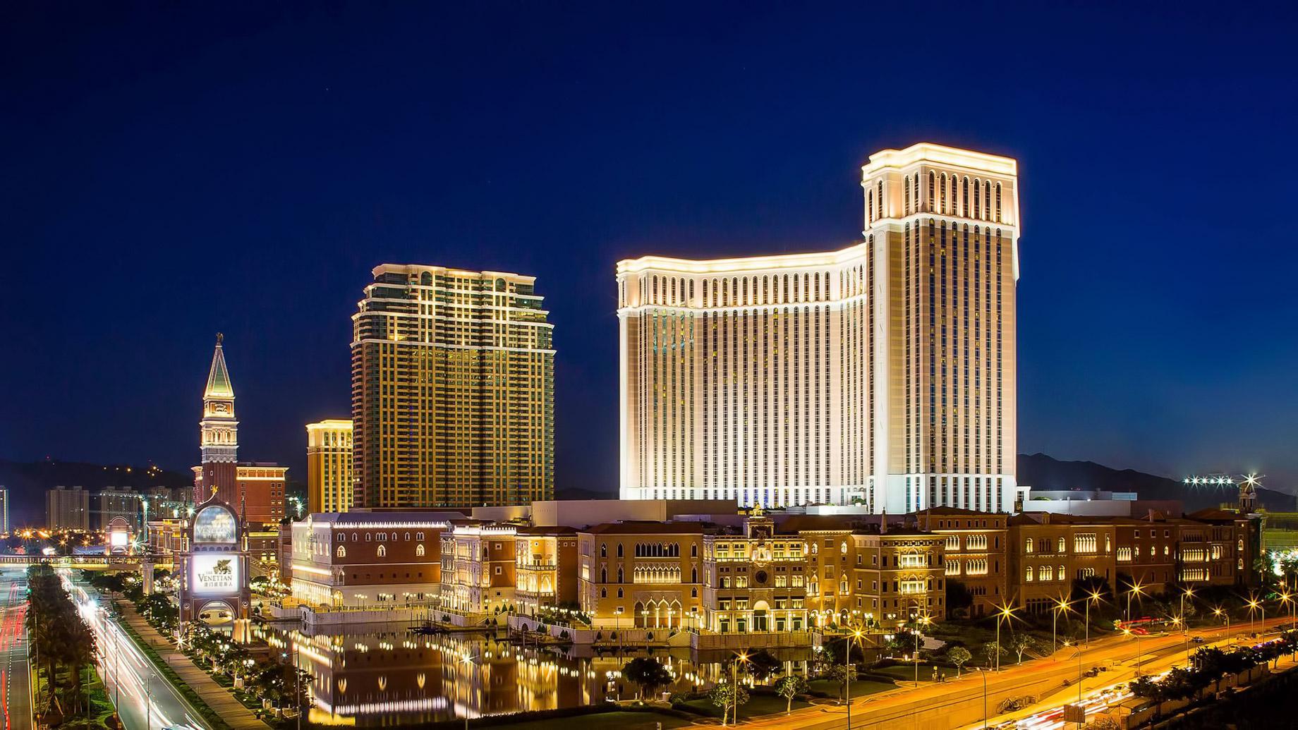 The Venetian Macao Resort Hotel Casino - China