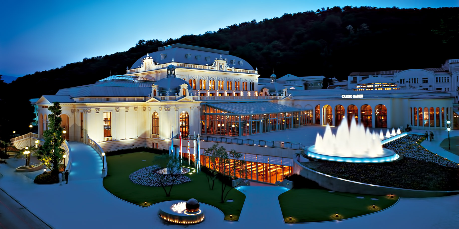 Kurhaus of Baden-Baden Casino – Germany – The Pinnacle List