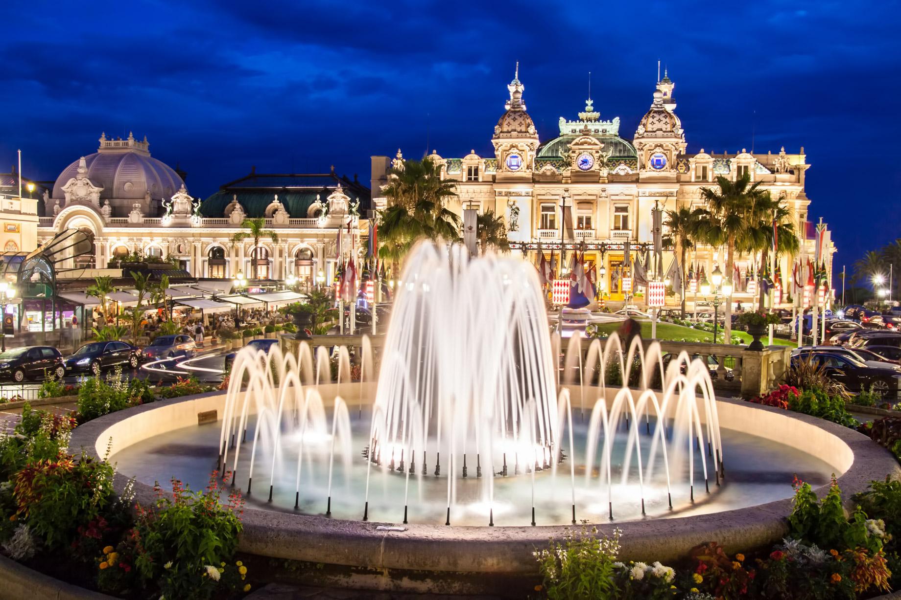 Hotel de Paris & Casino de Monte Carlo - Monaco
