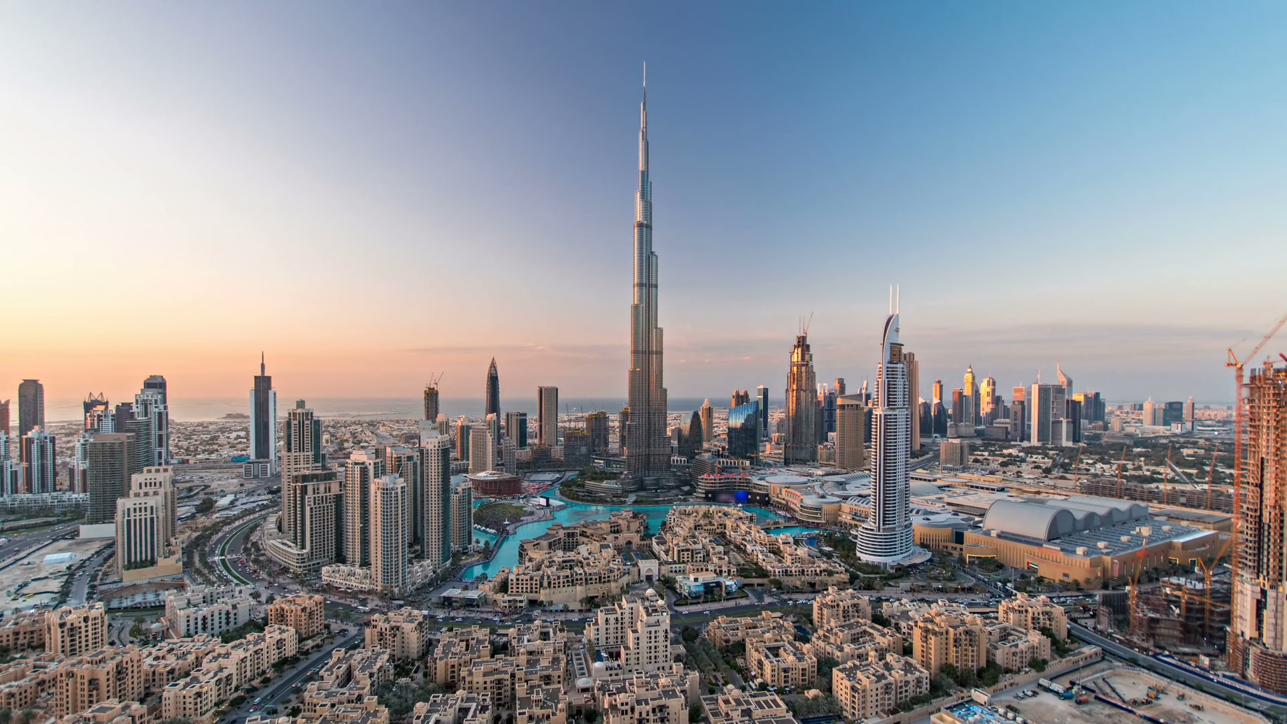 Downtown Dubai – Dubai, United Arab Emirates