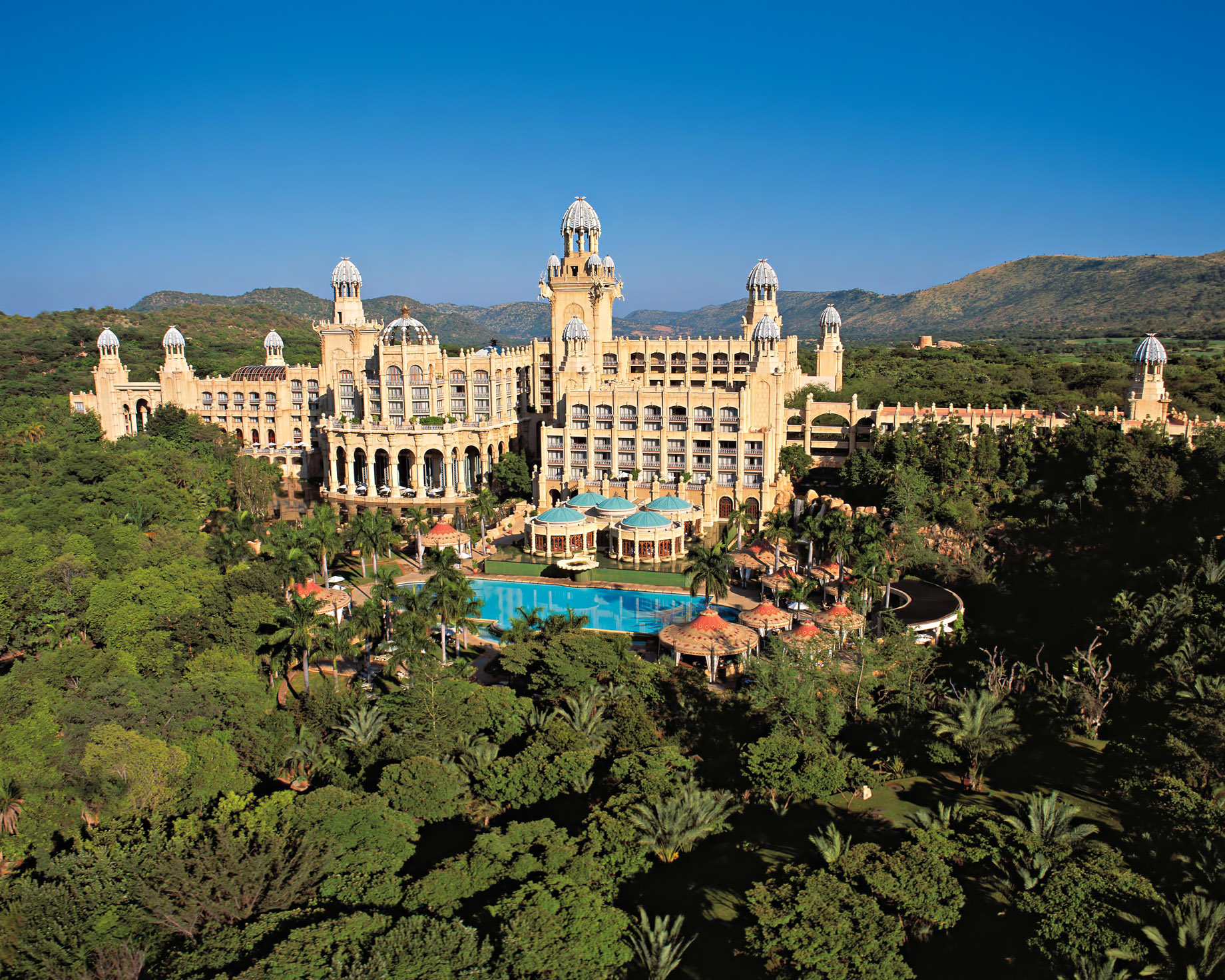 The Palace of the Lost City - Sun City Resort and Casino - South Africa