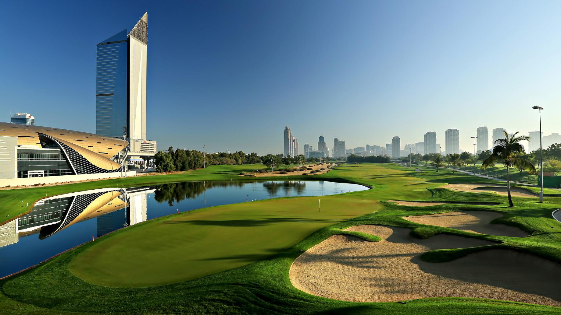 The Views Development - Dubai, United Arab Emirates