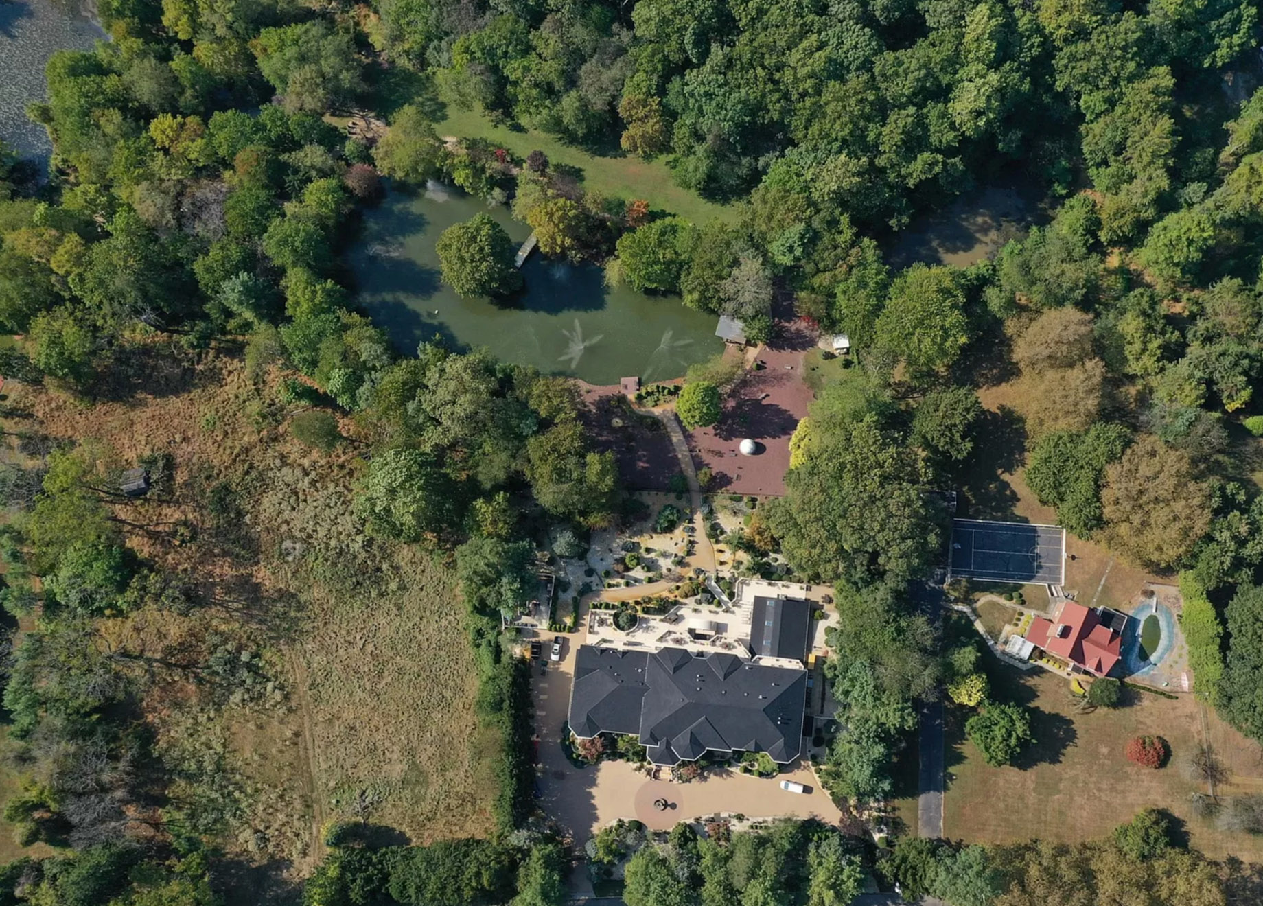 Luxury Estate - 105 Middletown Rd, Holmdel, NJ, USA