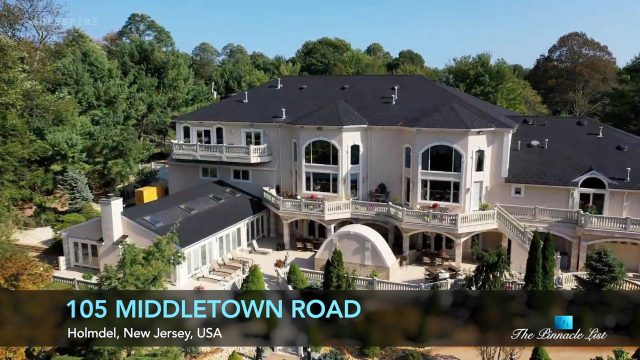 Luxury Home - 105 Middletown Rd, Holmdel, NJ, USA 🇺🇸 - Luxury Real Estate - Video