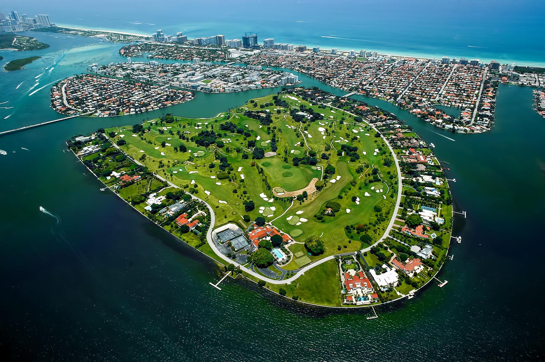 Indian Creek Island - Miami's Ultra Exclusive Private Luxury Billionaire Island