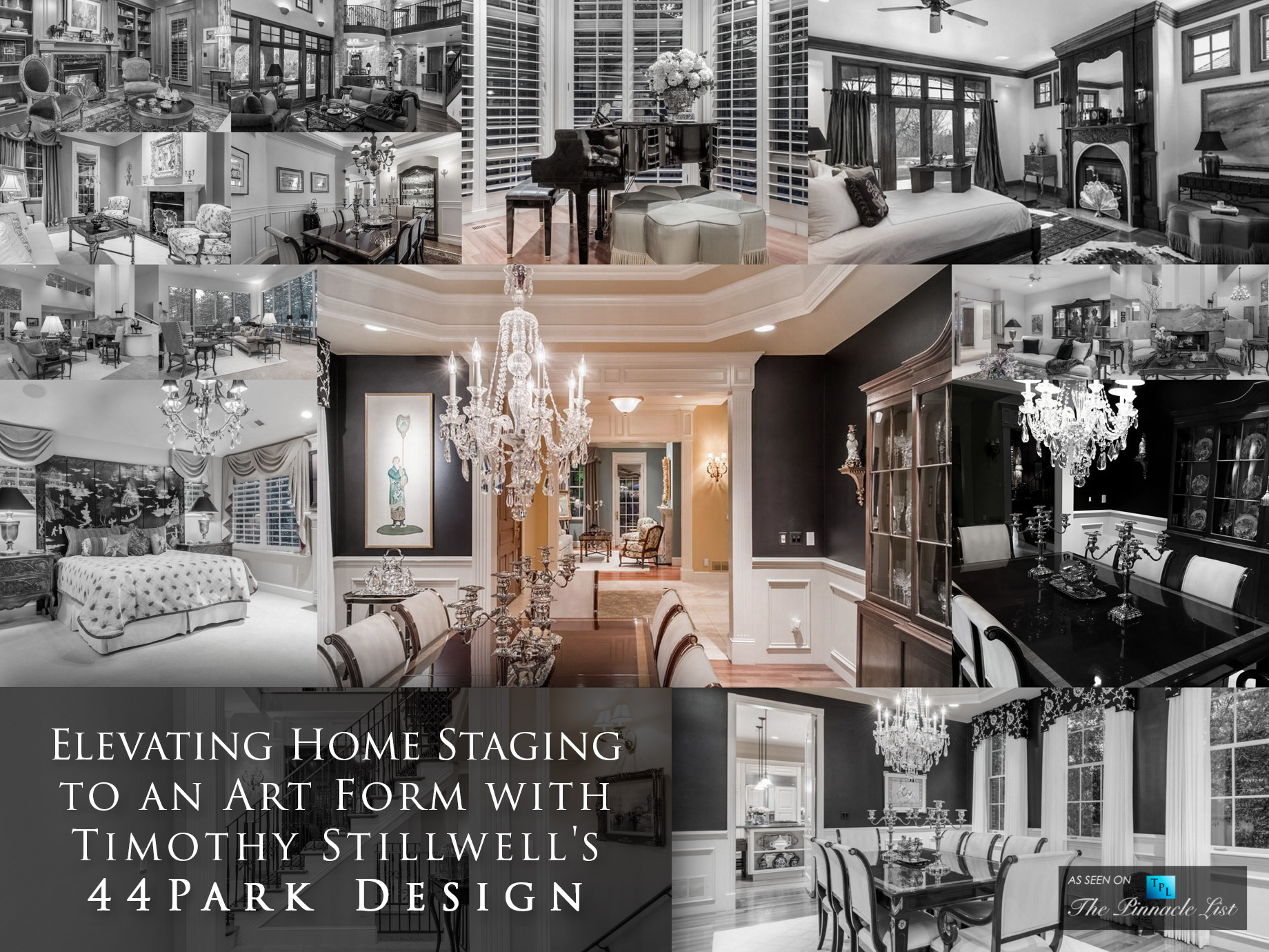 Elevating Home Staging to an Art Form with Timothy Stillwell's 44Park Design