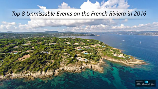 Top 8 Unmissable Events on the French Riviera in 2016