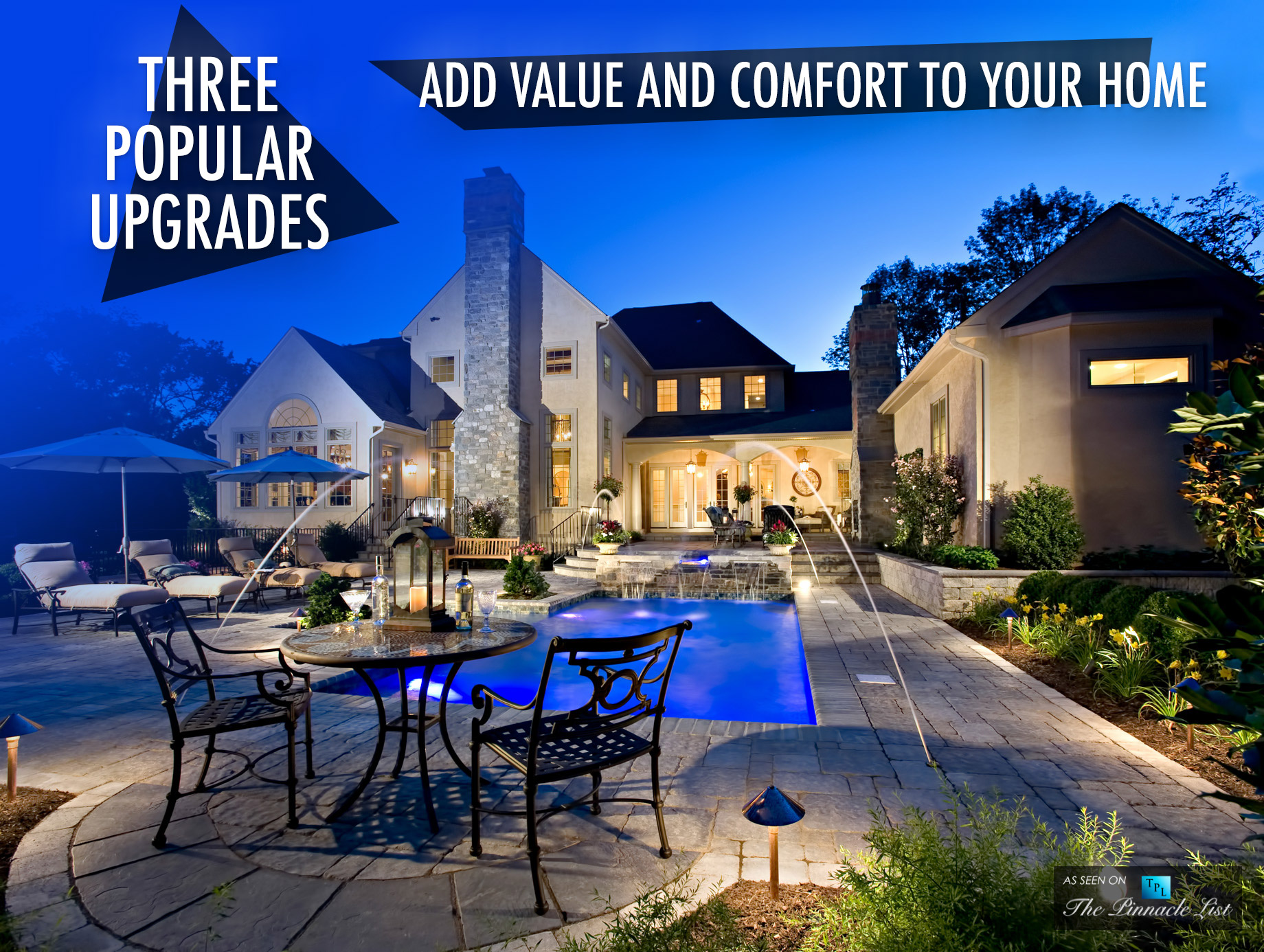 3 Popular Upgrades that Add Value and Comfort to Your Home
