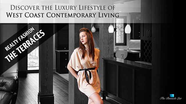 Discover the Luxury Lifestyle of West Coast Contemporary Living at The Terraces in Anmore, BC