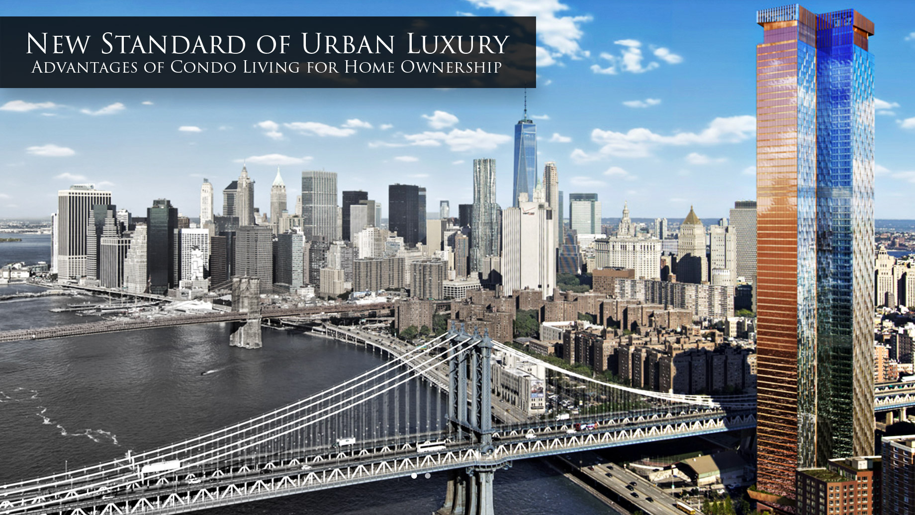 New Standard of Urban Luxury - Advantages of Condo Living for Home Ownership