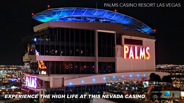 Palms Casino Resort Las Vegas - Experience the High Life at this Nevada Casino