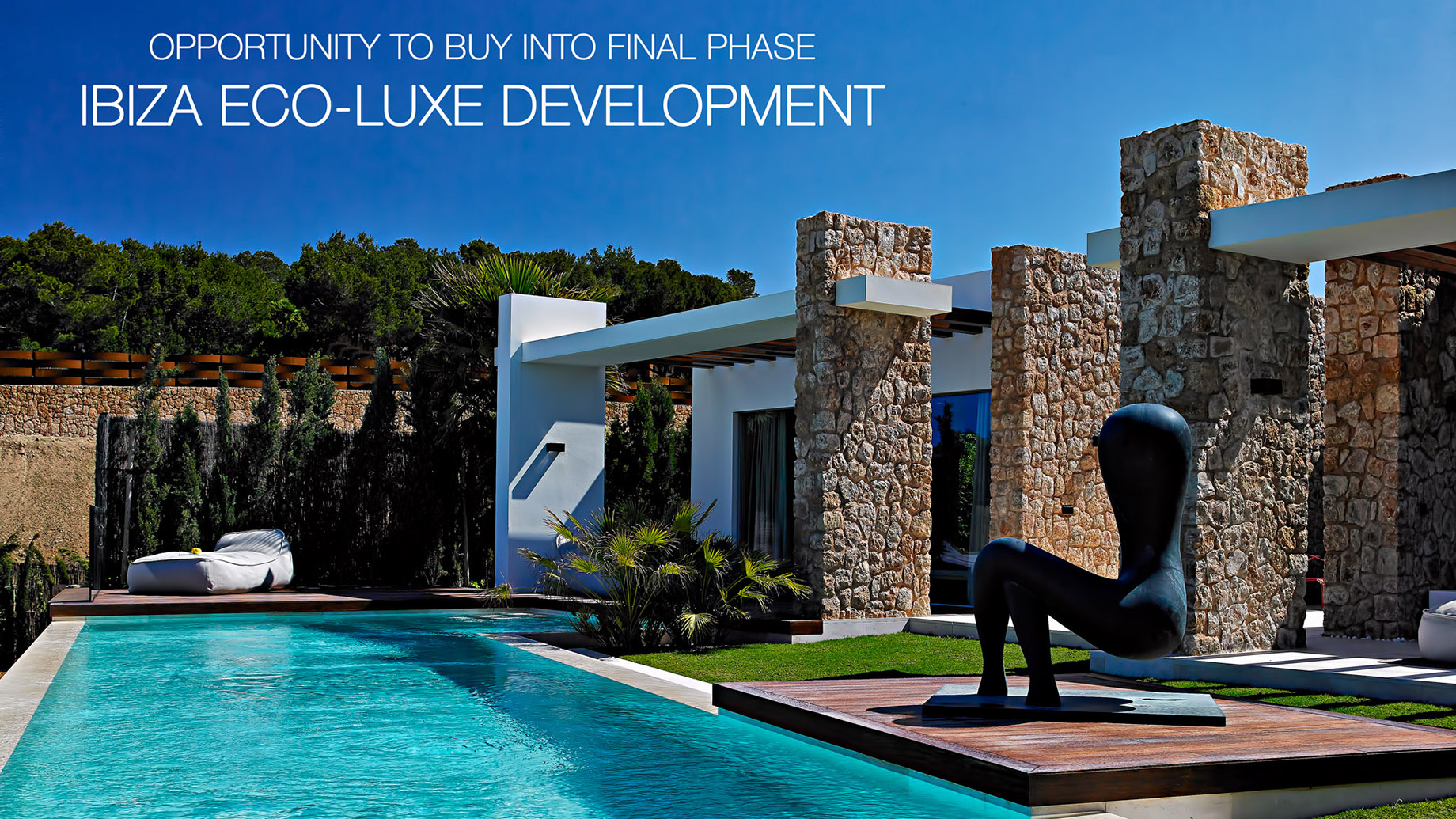 Calaconta Villas - Opportunity to Buy into Final Phase of Eco-Luxe Development in Ibiza