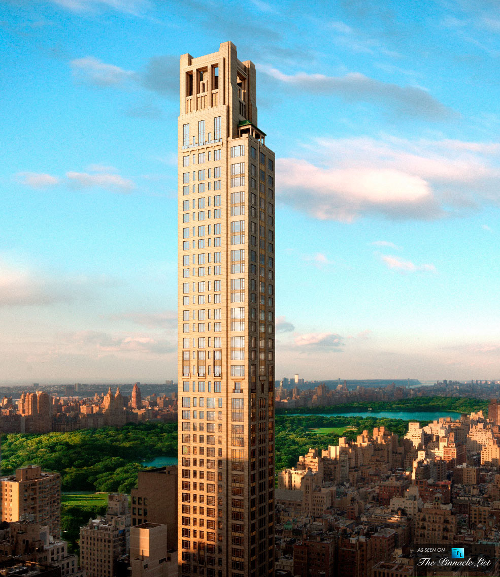 $130 Million 520 Park Ave Penthouse - The Most Expensive Condo Listing in New York