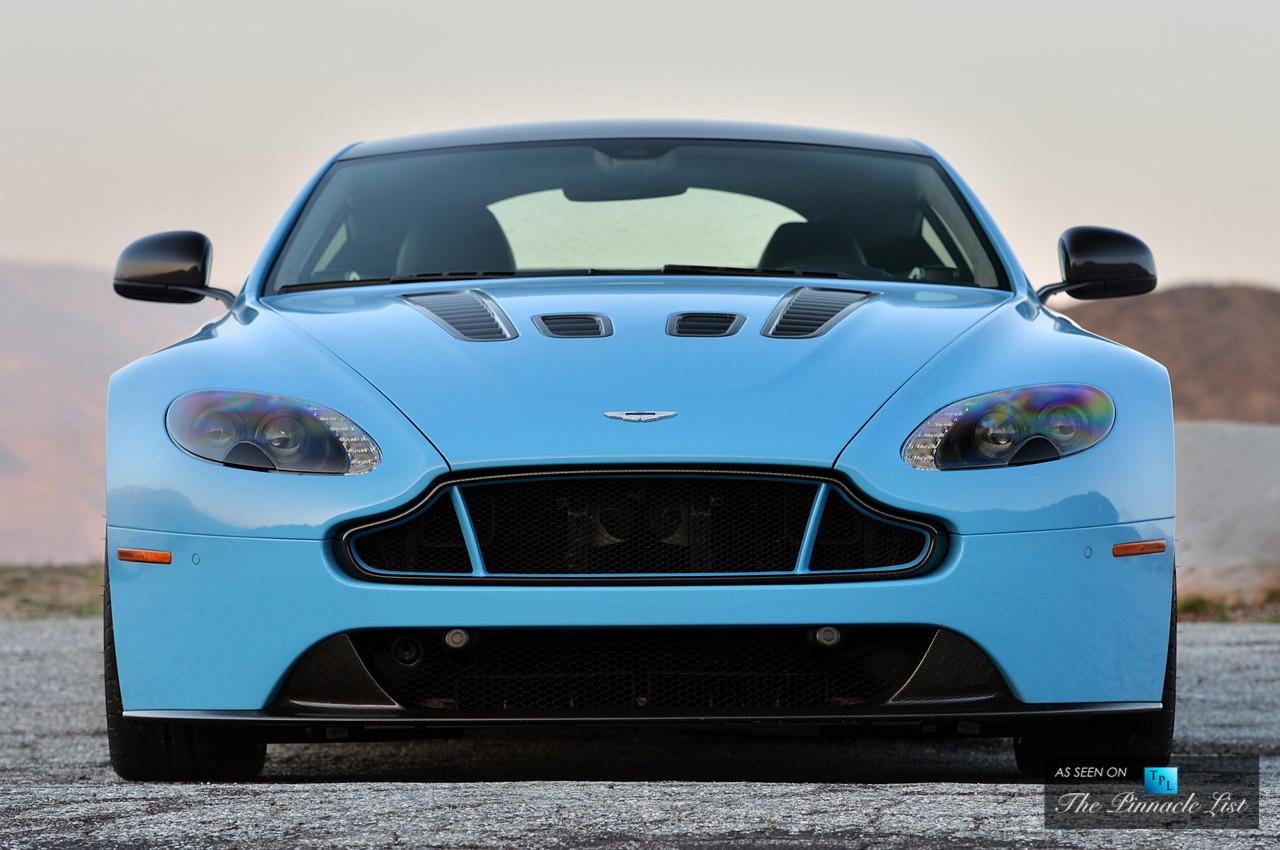 2014 Aston Martin V12 Vantage S - Taking Luxury Sports Car Performance to the Extreme