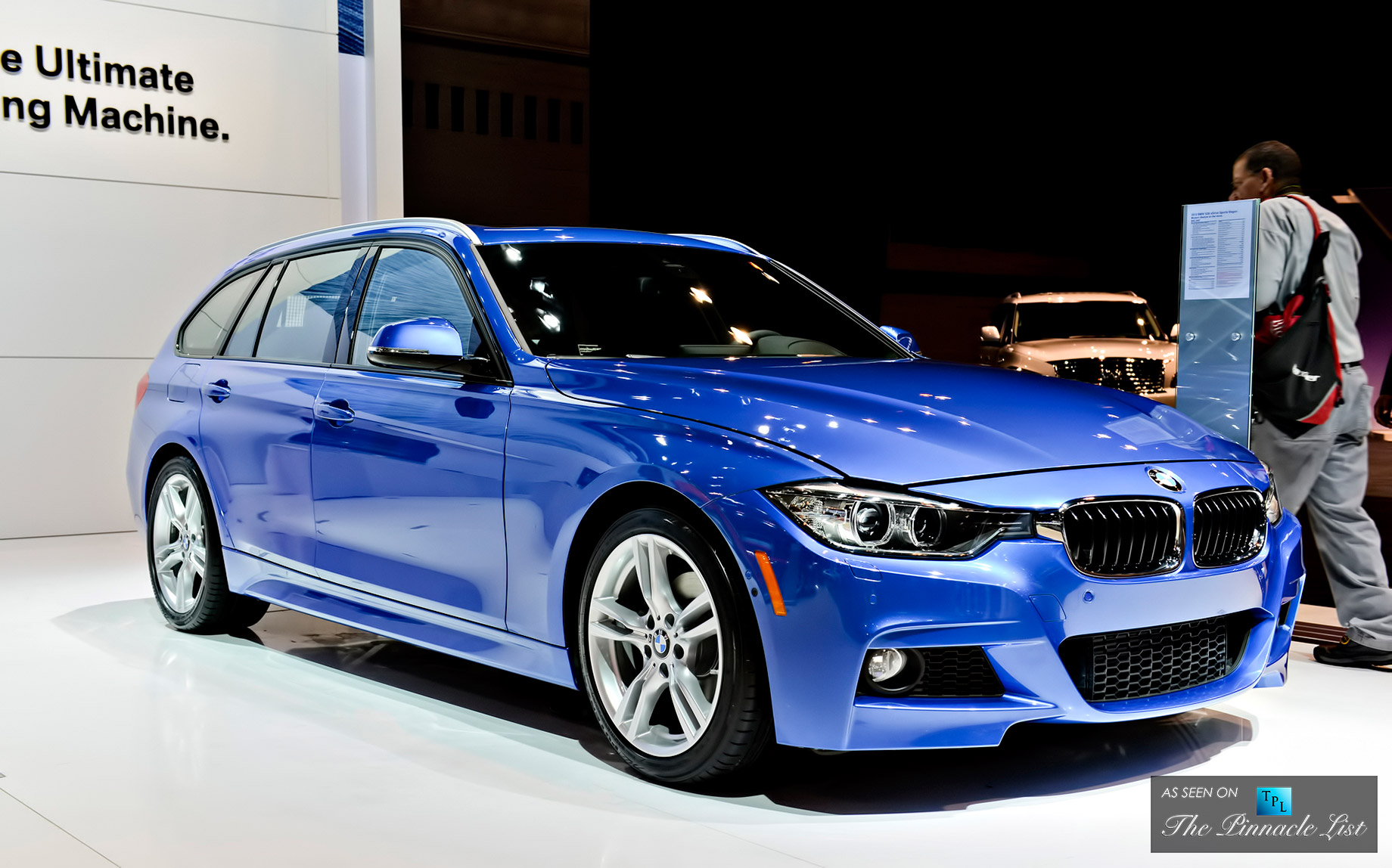 BMW 328i Wagon - The New Car Market is Back - 4 Hot Cars Sure to Impress in 2014