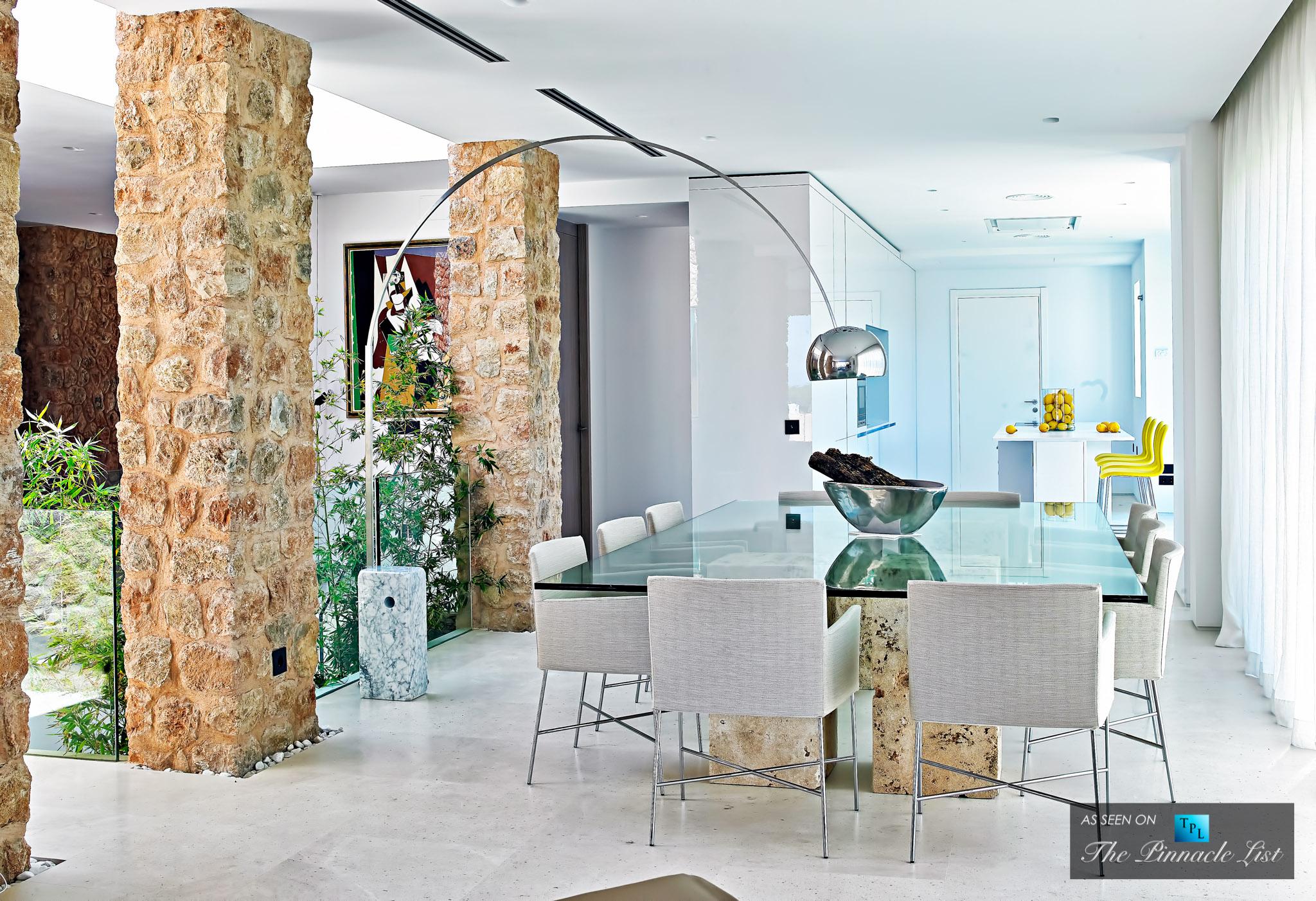 Calaconta Villas – Eco-Luxe Development in Ibiza