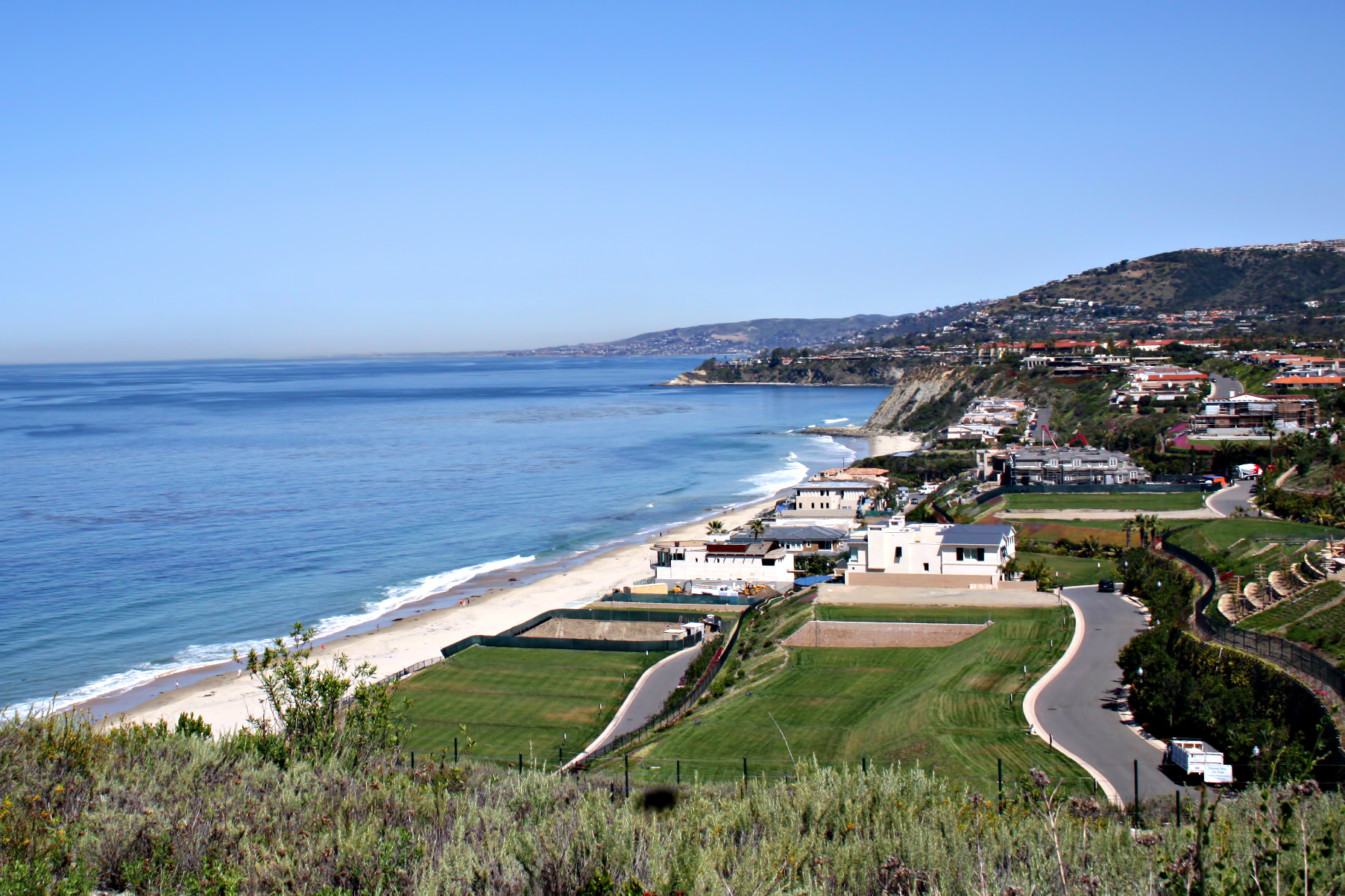Consider Location First - The Strand Luxury Oceanfront Subdivision at Dana Point, California