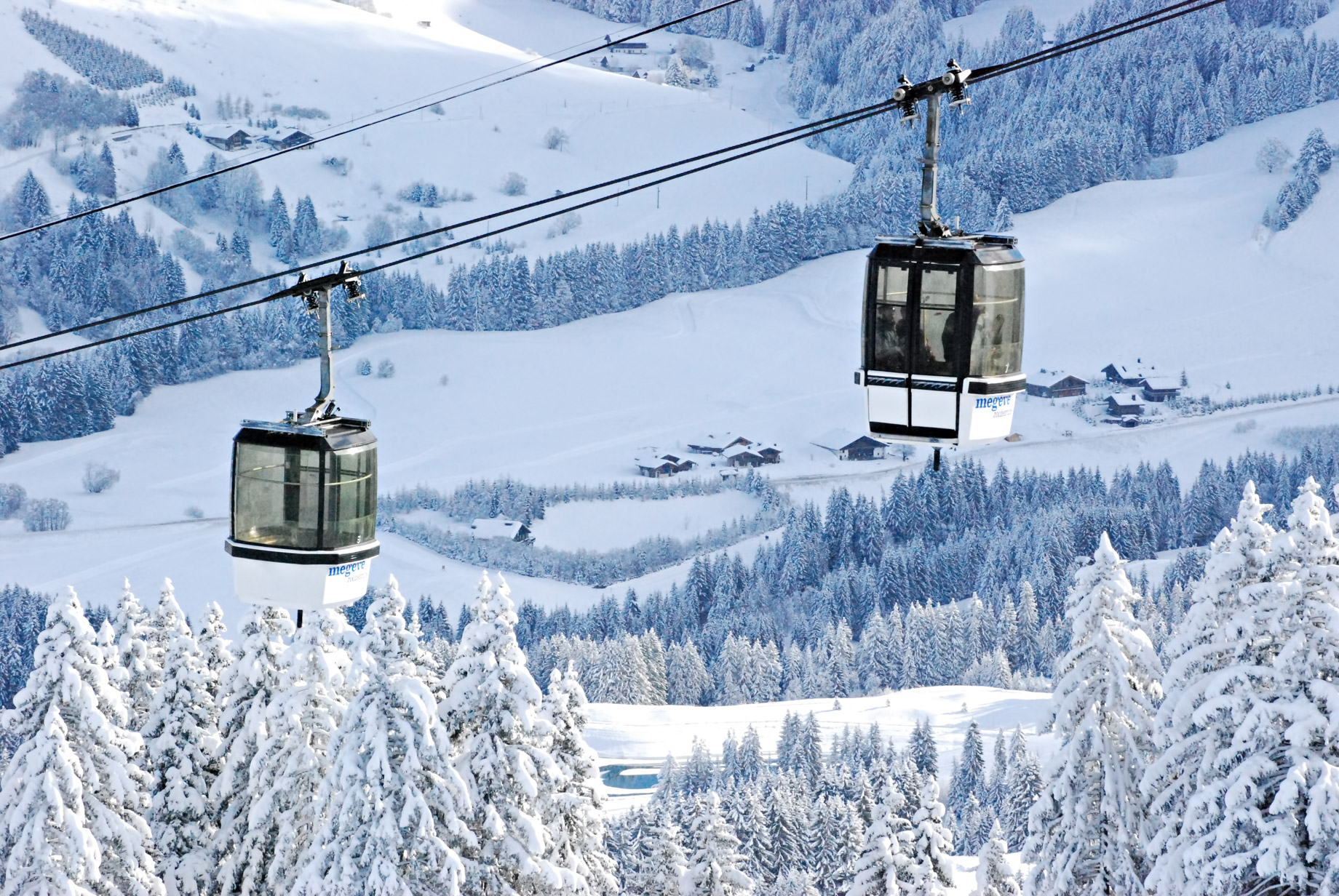Megève - French Alps Mountain Resort - An Exclusive Très Chic Luxury Winter Paradise