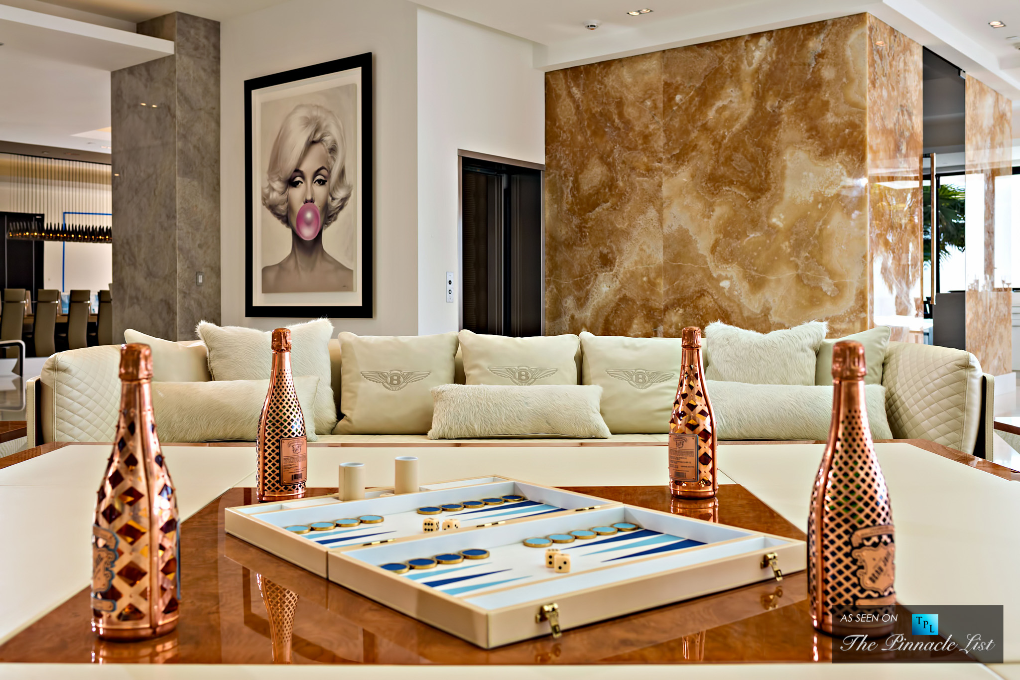 Setting the Stage - Bespoke Home Decor Becomes an Invaluable Necessity for Uber Luxury Real Estate