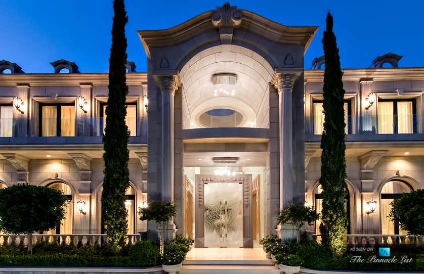 Sold in 2013 for $32.75 Million - 904 N Crescent Dr, Beverly Hills, CA 90210