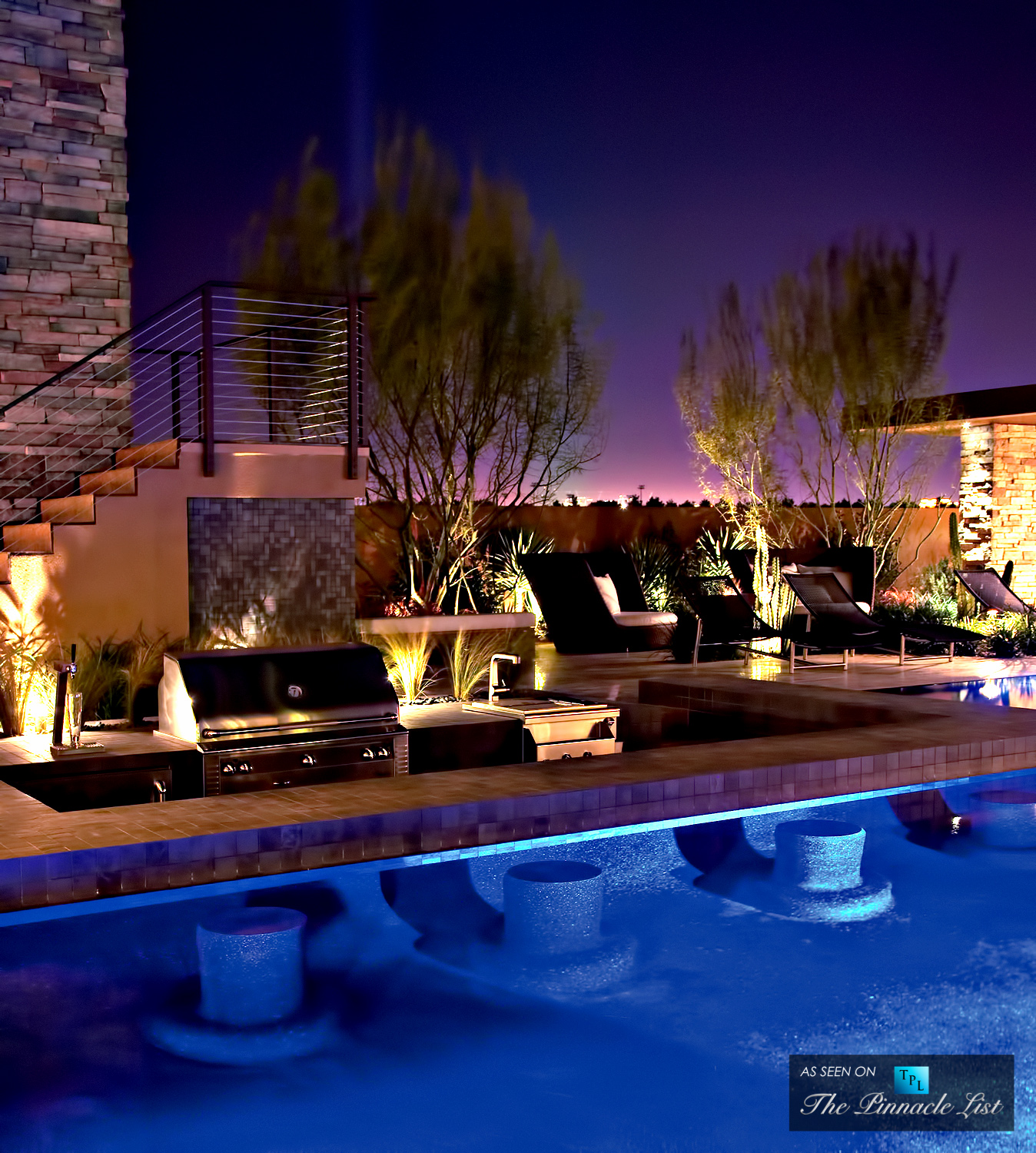 Swim-Up Bars, Stools and Sip-ability – 3 Upscale Pool ...