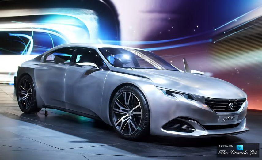 2014 Peugeot Exalt - Paris Motor Show