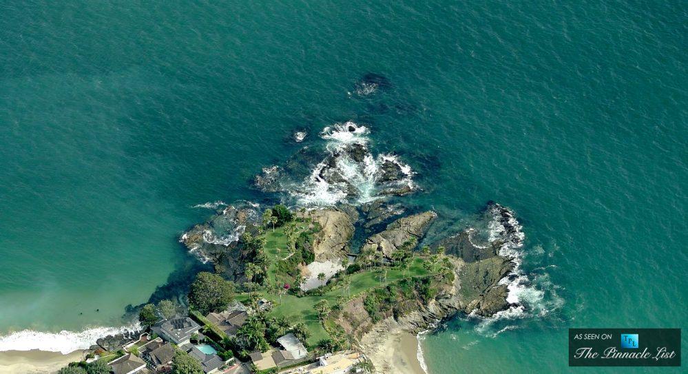 Twin Points Estate in Laguna Beach, California