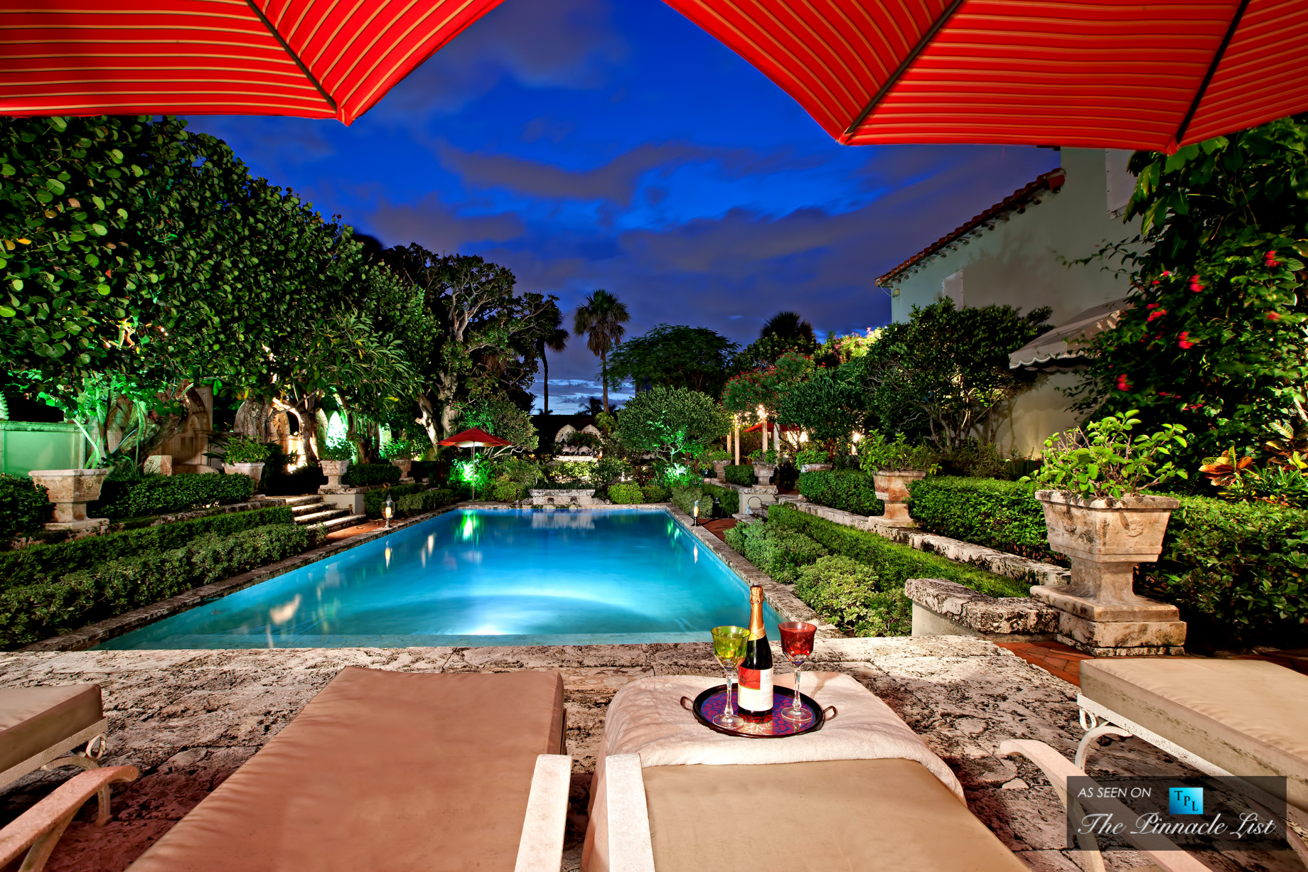 A Welcoming Walk-In Entry - 3 Upscale Pool Upgrades for Elite Luxury Real Estate Properties