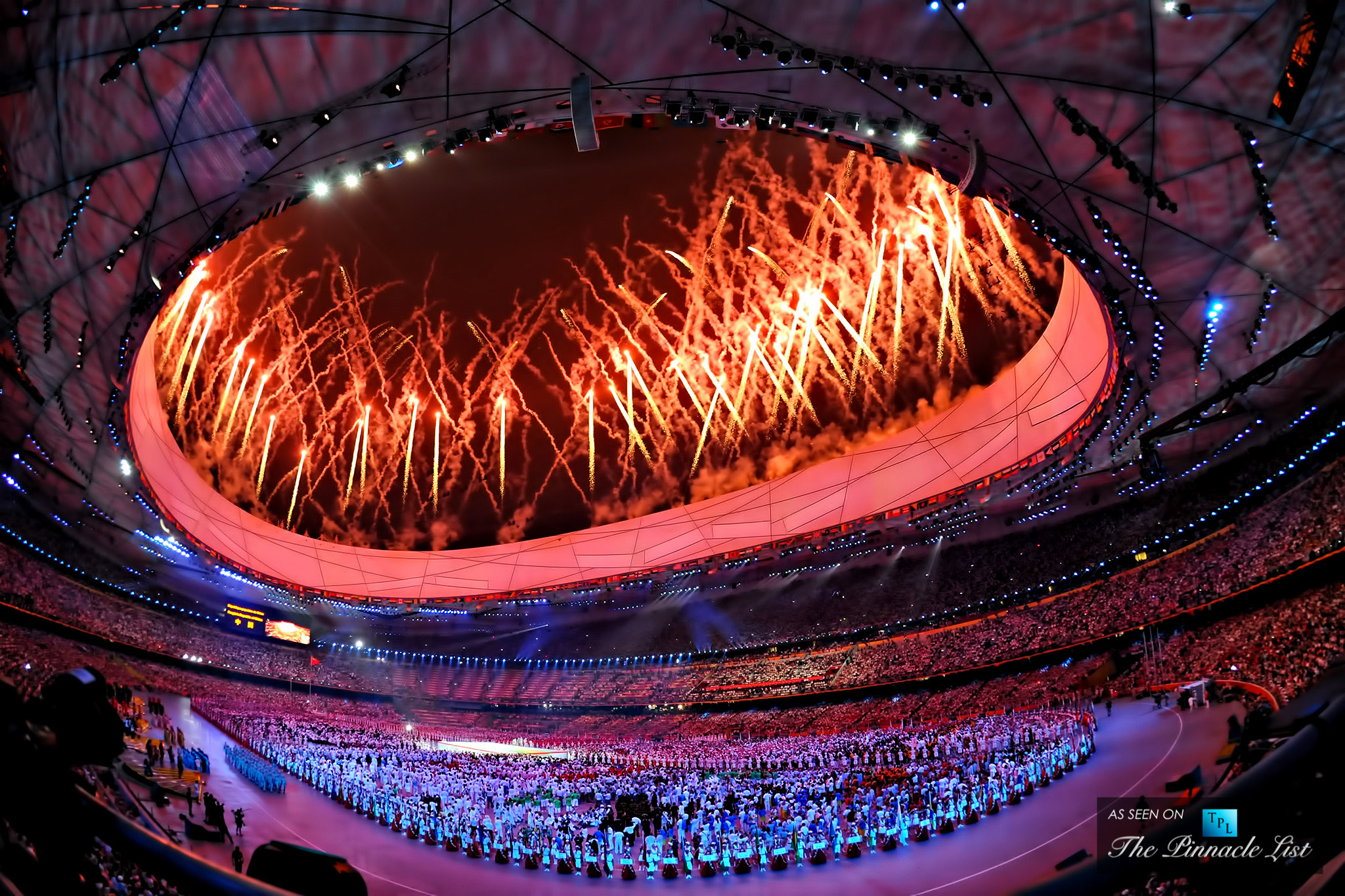 Beijing 2008 Olympic Summer Games – Cloud Seeding – The Latest in Luxury Wedding Trends