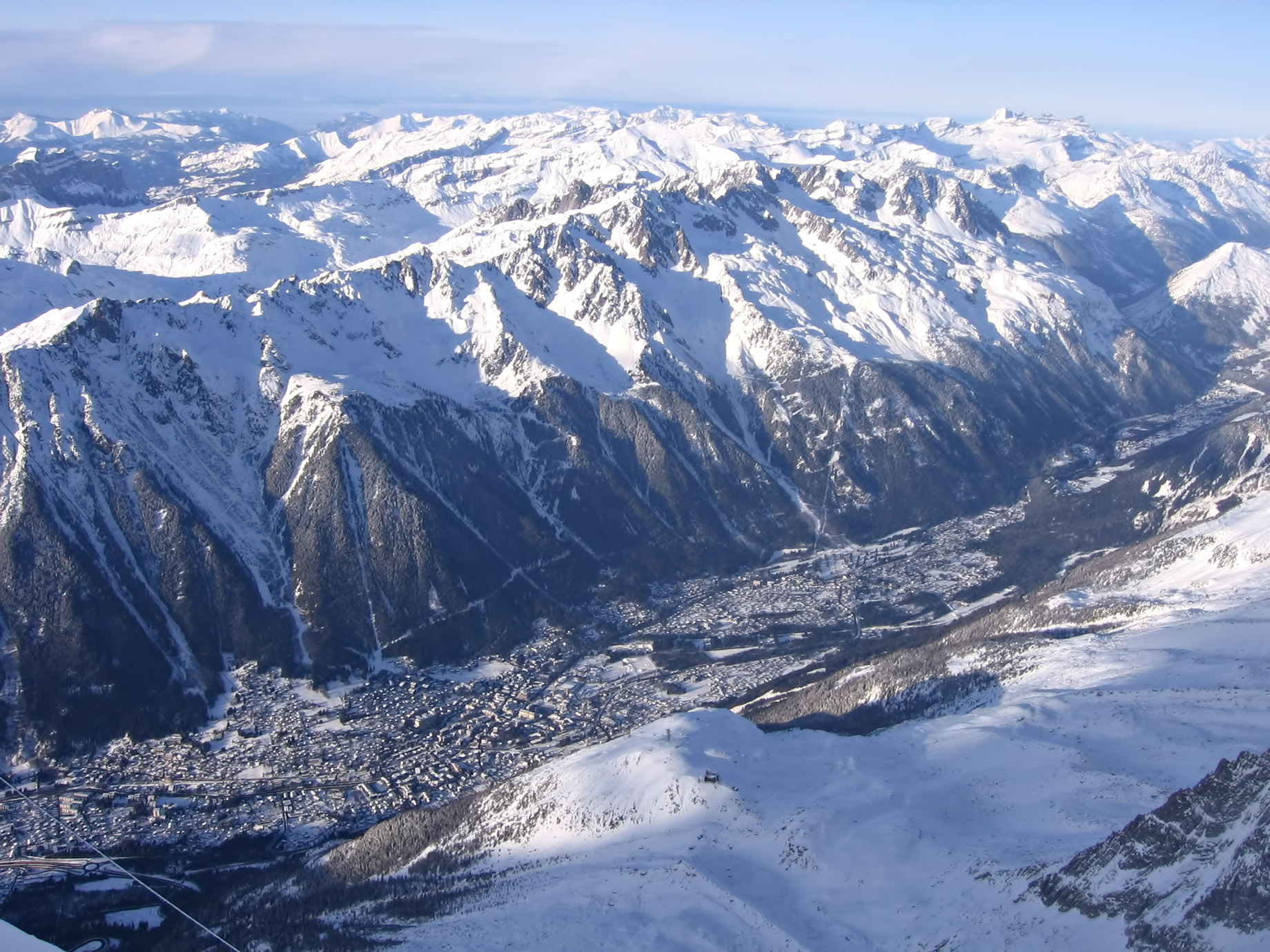 Chamonix - French Alps Mountain Resort - An Exclusive Très Chic Luxury Winter Paradise