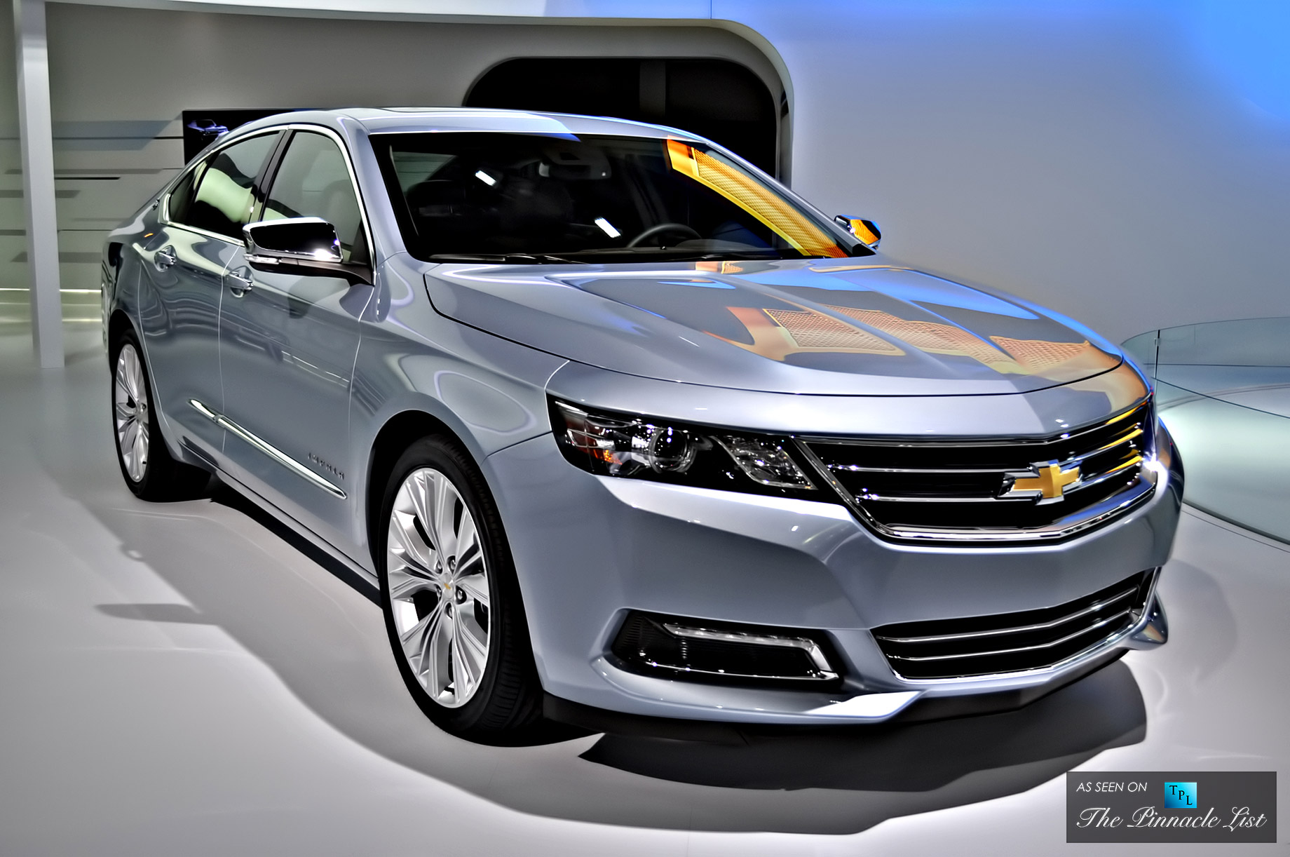 Chevrolet Impala - The New Car Market is Back - 4 Hot Cars Sure to Impress in 2014