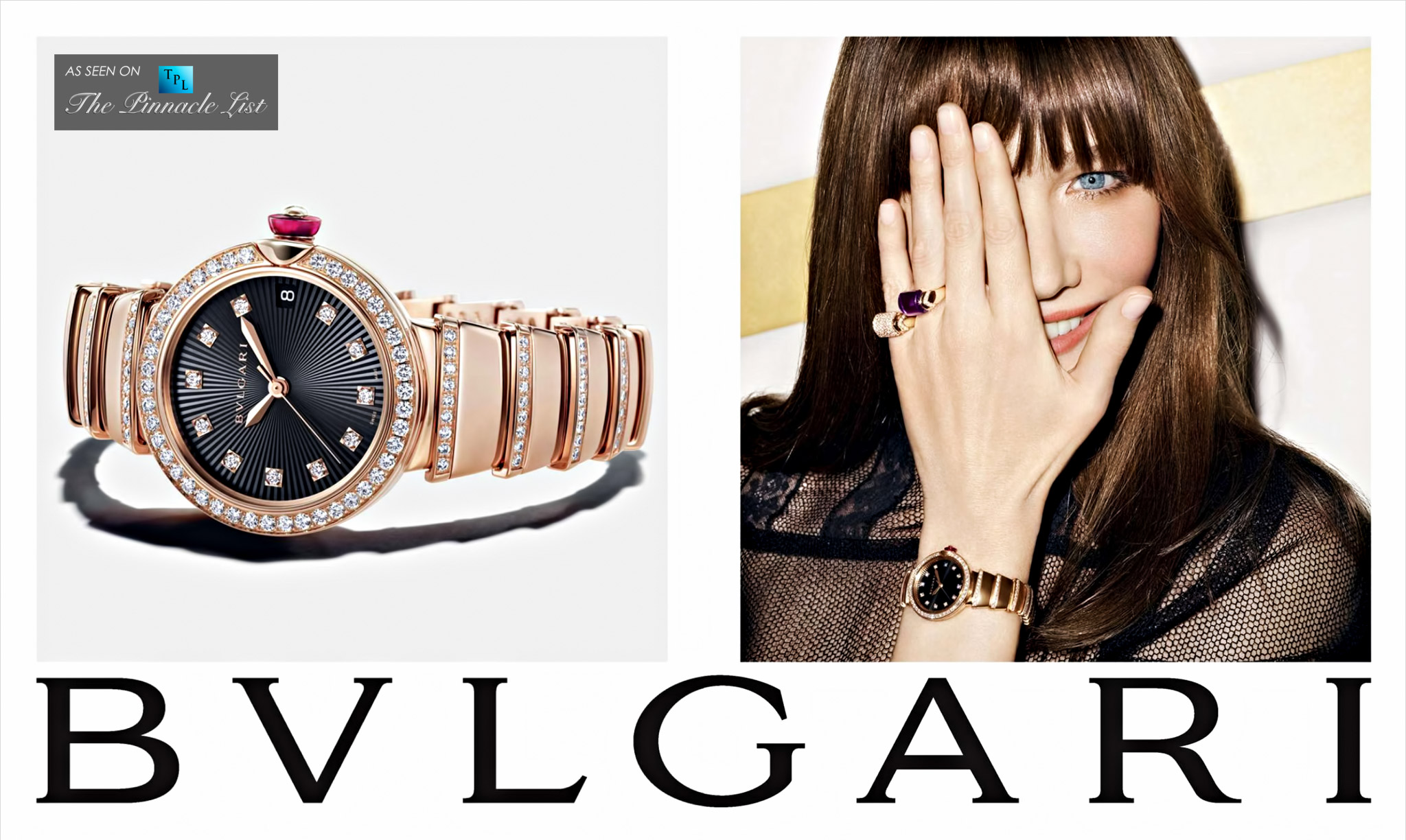 Wearable Luxury - Living like the Rich and Famous - Opulent Valentine's Day Ideas for You and Your Love