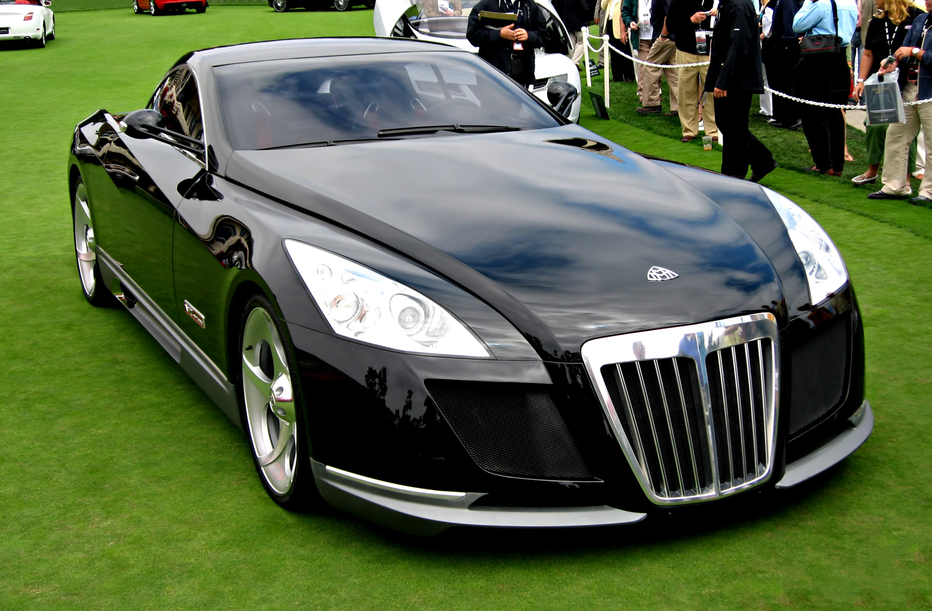 Maybach Exelero - The Top-Five Most Uber-Expensive Luxury Supercars in the World