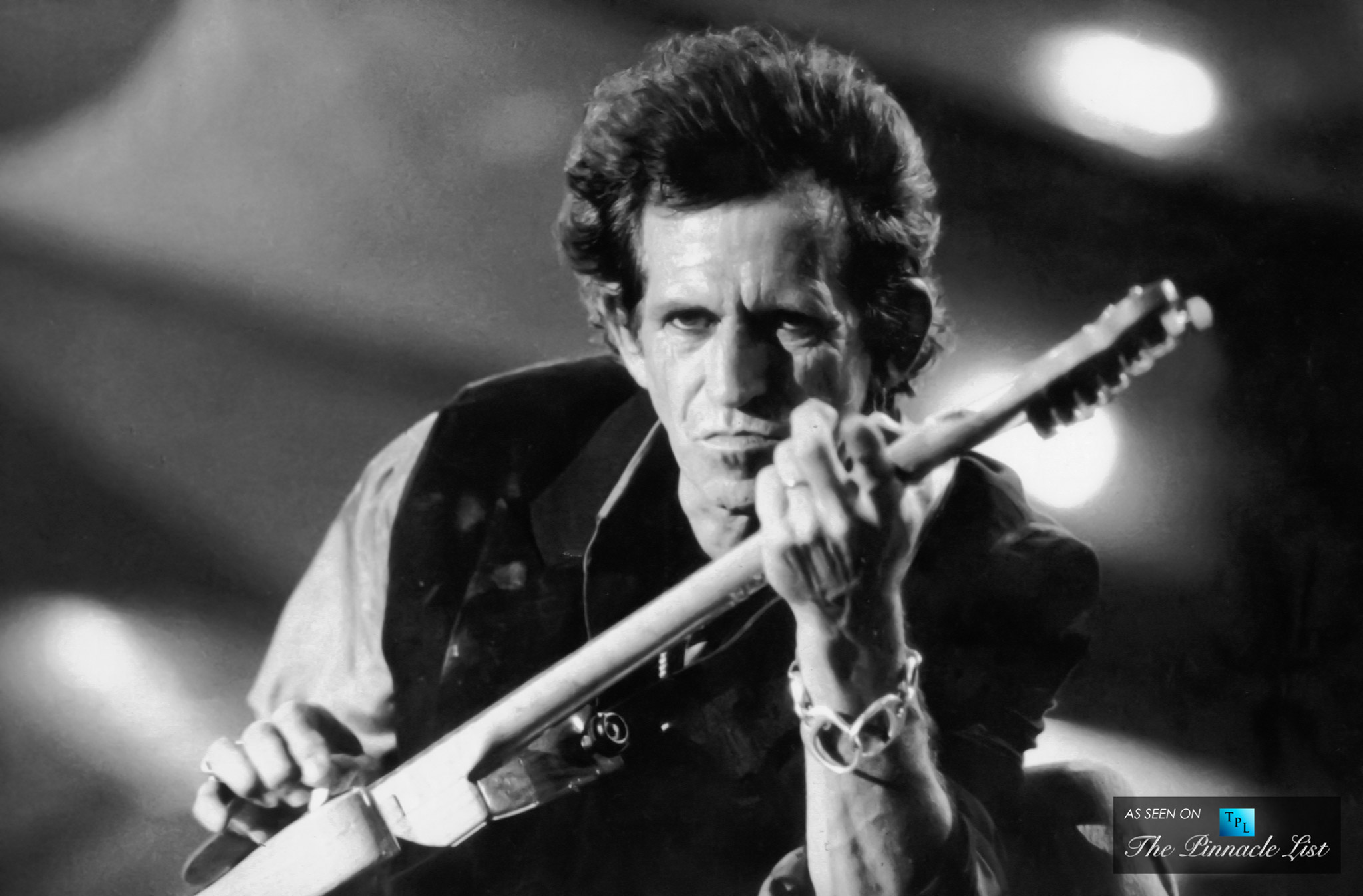 Keith Richards - Protecting High Value Assets - Five Unusual and Noteworthy Celebrity Insurance Policies